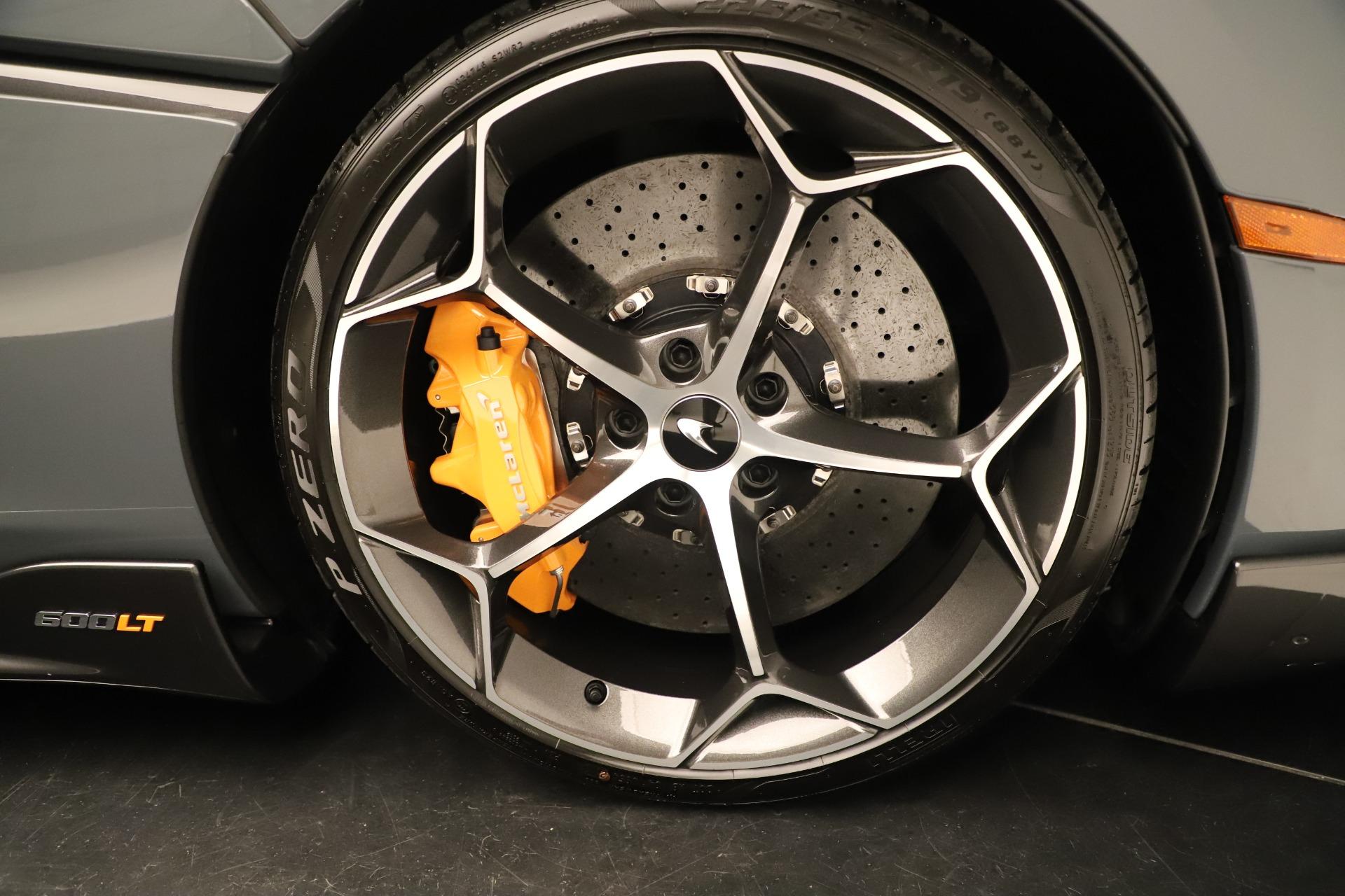 New 2020 McLaren 600LT Convertible For Sale In Greenwich, CT. Alfa Romeo of Greenwich, MC459 3498_p28
