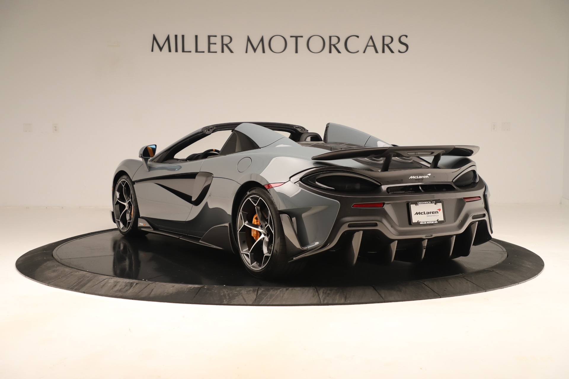 New 2020 McLaren 600LT Convertible For Sale In Greenwich, CT. Alfa Romeo of Greenwich, MC459 3498_p4