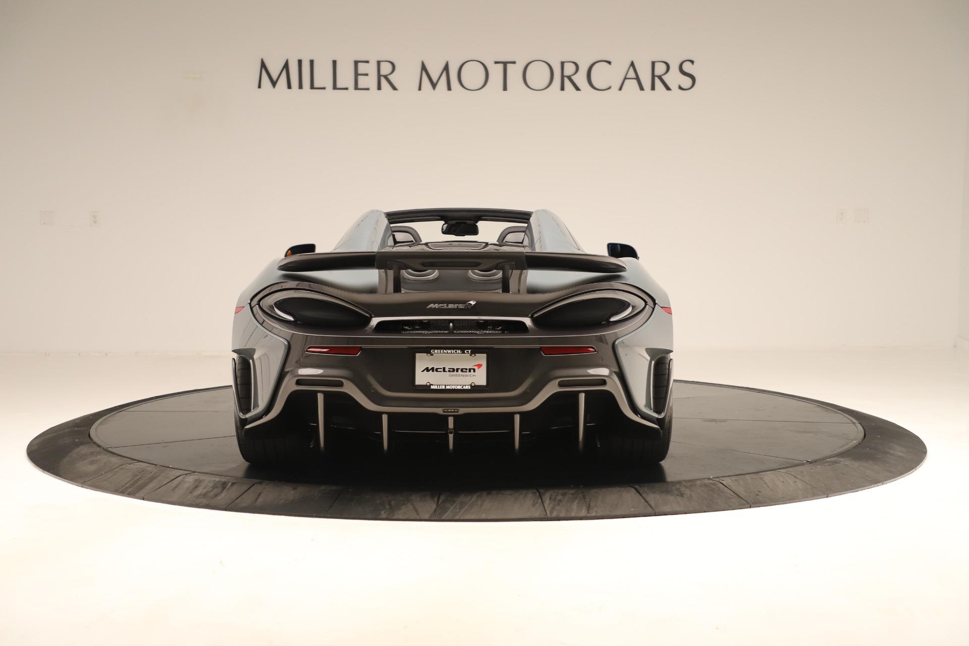 New 2020 McLaren 600LT Convertible For Sale In Greenwich, CT. Alfa Romeo of Greenwich, MC459 3498_p5