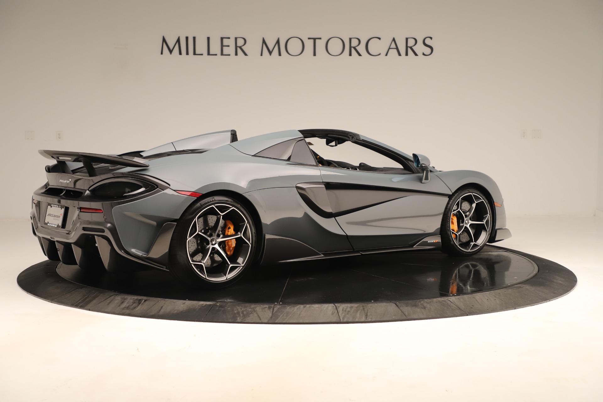 New 2020 McLaren 600LT Convertible For Sale In Greenwich, CT. Alfa Romeo of Greenwich, MC459 3498_p7