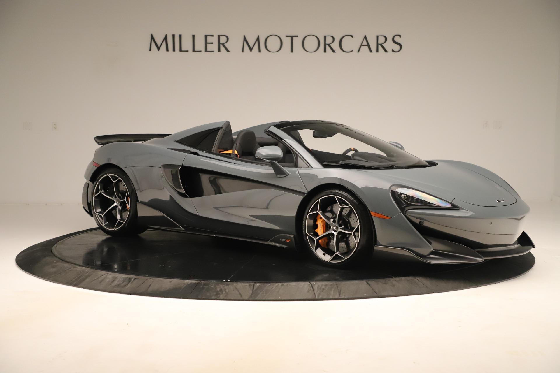 New 2020 McLaren 600LT Convertible For Sale In Greenwich, CT. Alfa Romeo of Greenwich, MC459 3498_p9