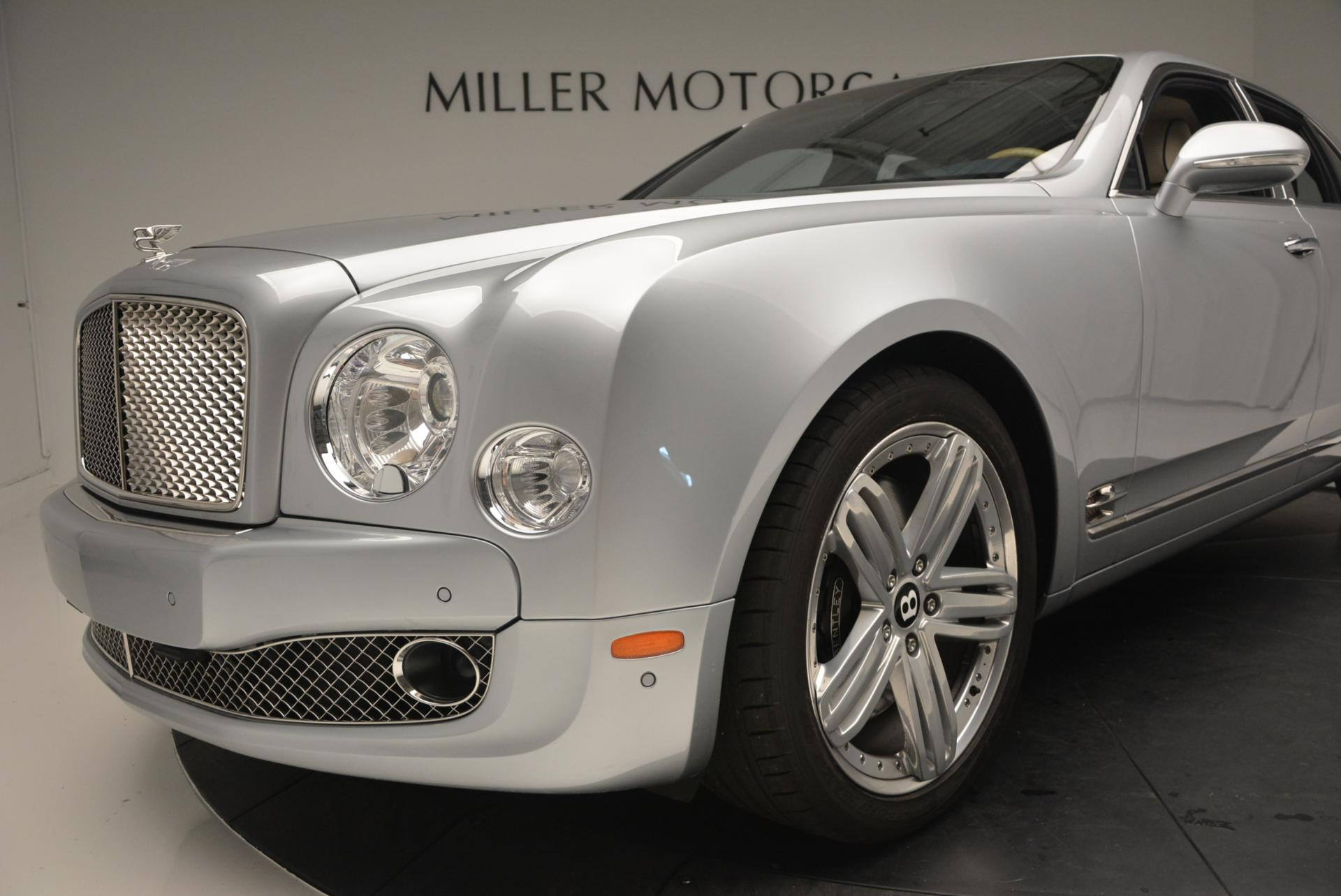 Used 2012 Bentley Mulsanne  For Sale In Greenwich, CT. Alfa Romeo of Greenwich, 6976 35_p15