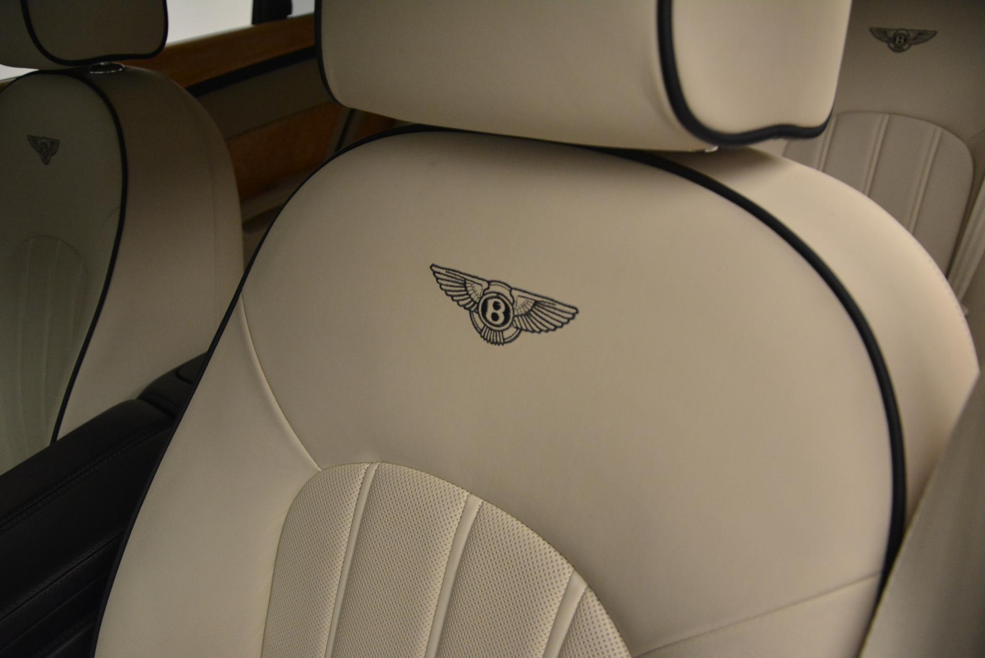 Used 2012 Bentley Mulsanne  For Sale In Greenwich, CT. Alfa Romeo of Greenwich, 6976 35_p27