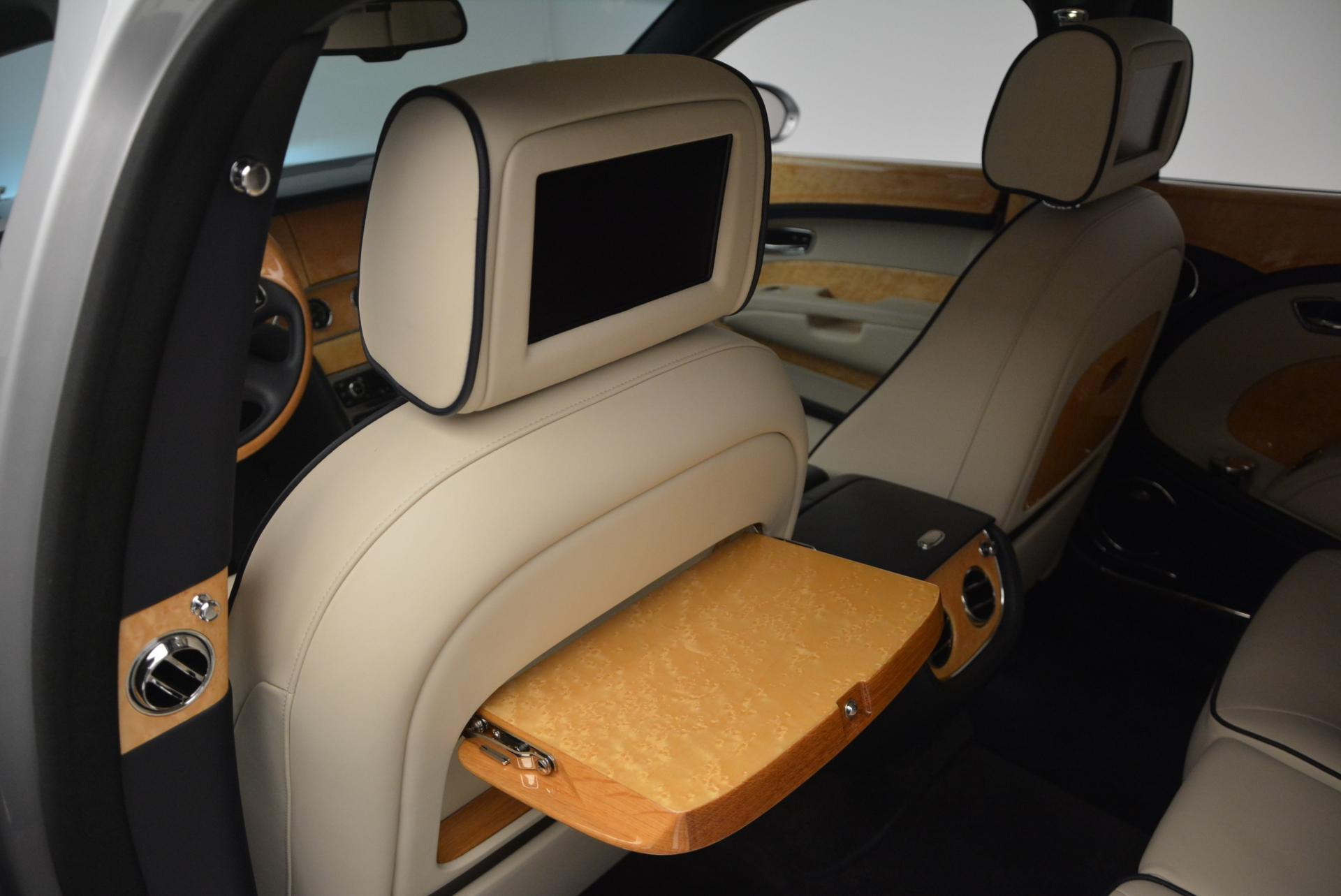 Used 2012 Bentley Mulsanne  For Sale In Greenwich, CT. Alfa Romeo of Greenwich, 6976 35_p34