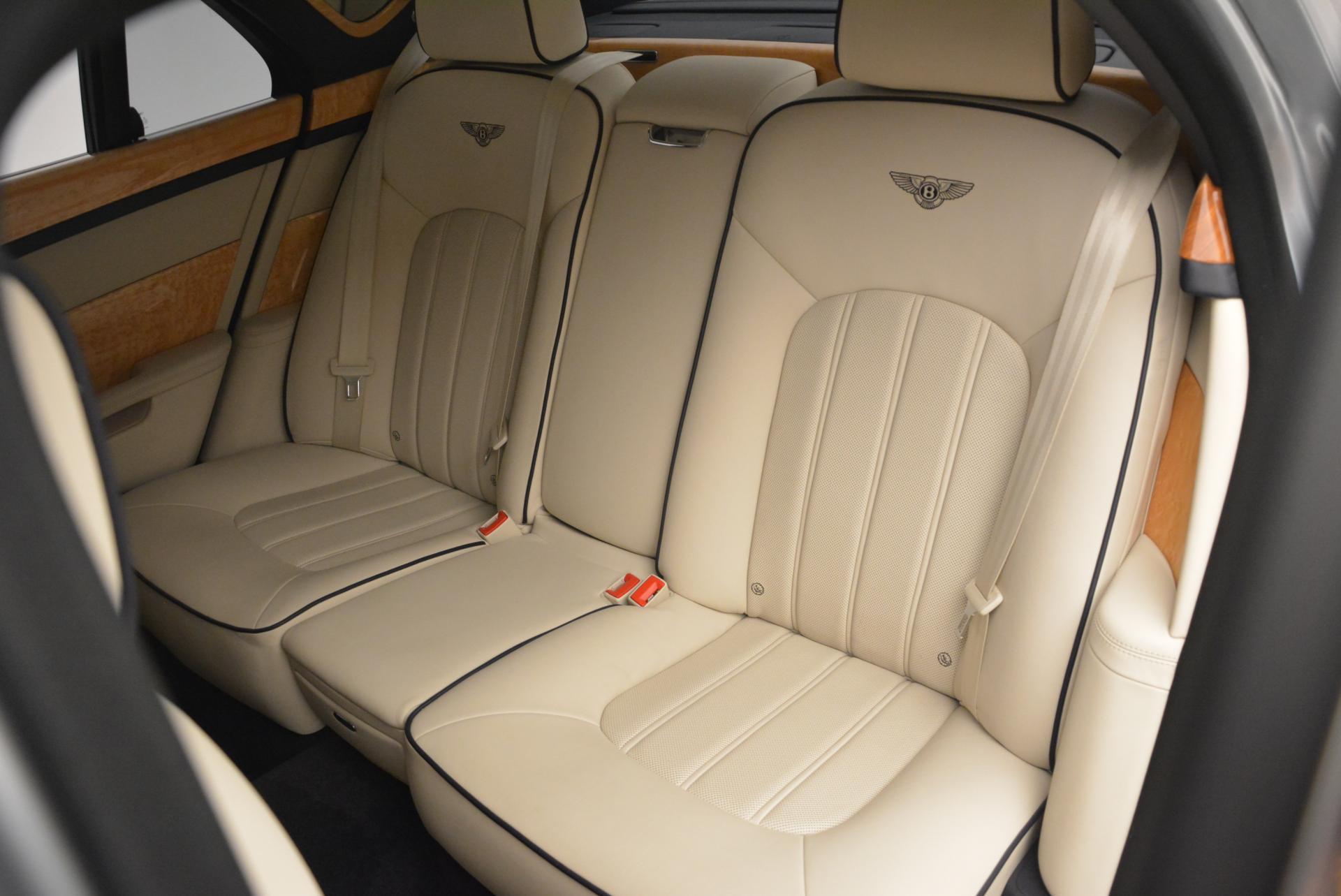 Used 2012 Bentley Mulsanne  For Sale In Greenwich, CT. Alfa Romeo of Greenwich, 6976 35_p36