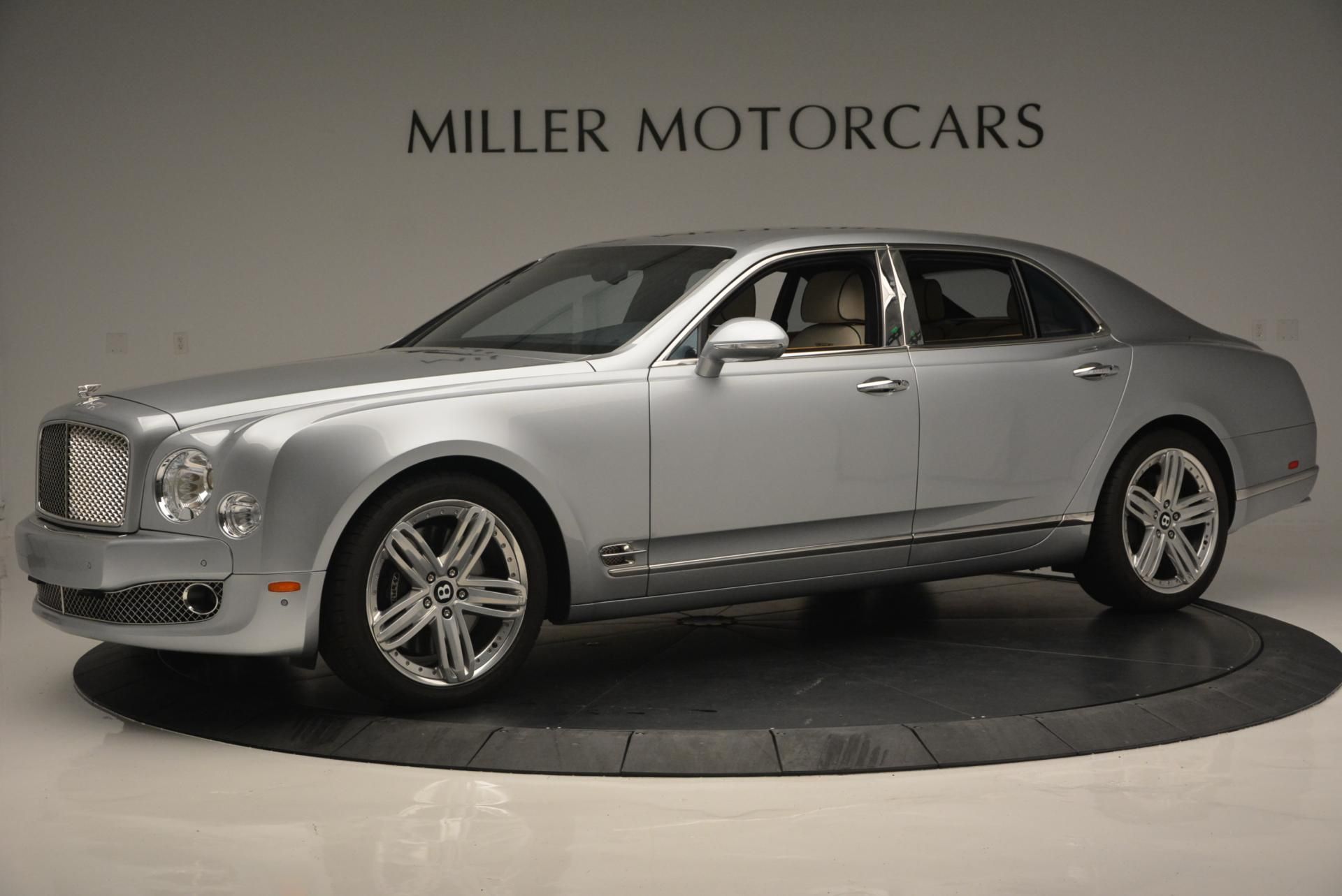 Used 2012 Bentley Mulsanne  For Sale In Greenwich, CT. Alfa Romeo of Greenwich, 6976 35_p3