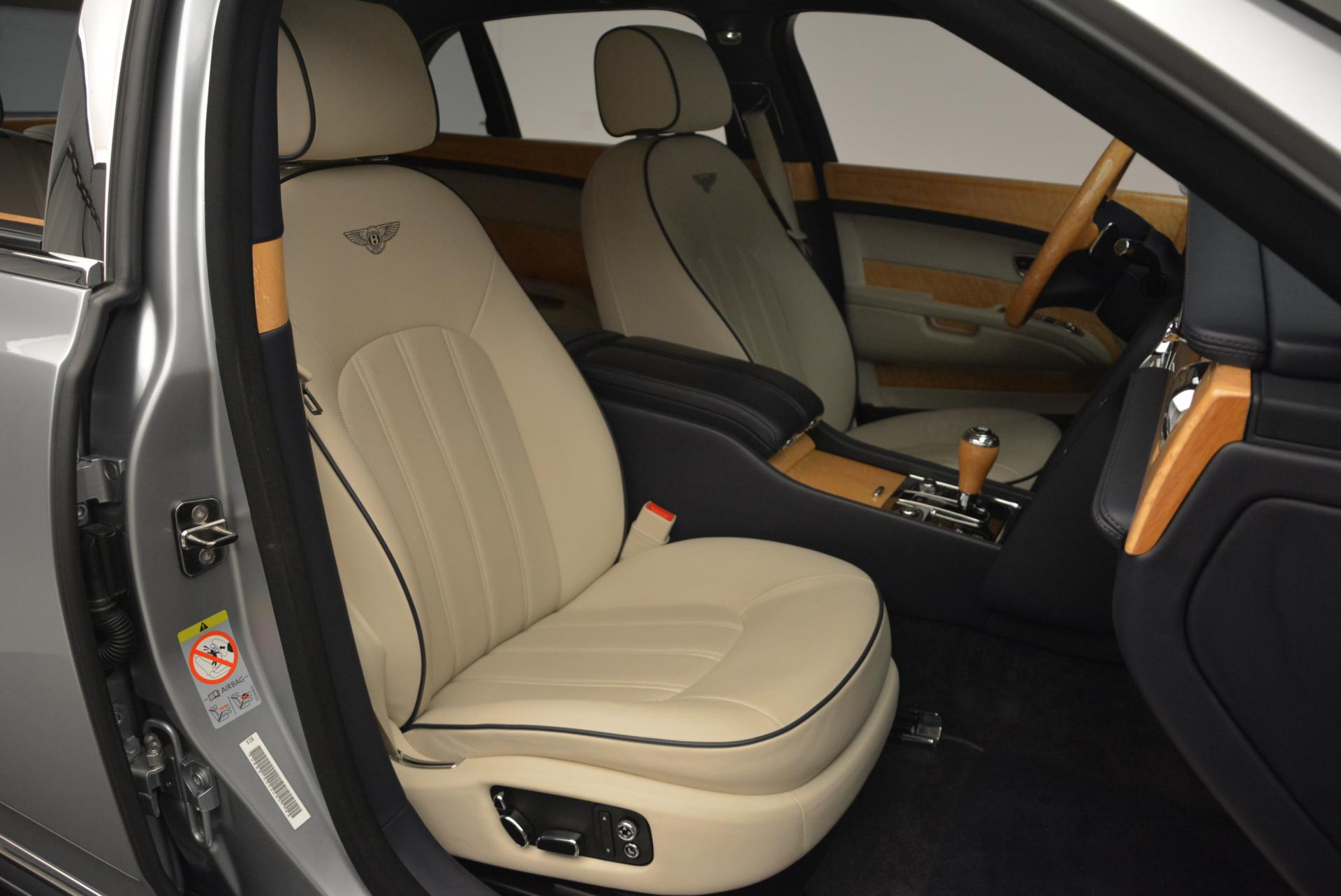 Used 2012 Bentley Mulsanne  For Sale In Greenwich, CT. Alfa Romeo of Greenwich, 6976 35_p42