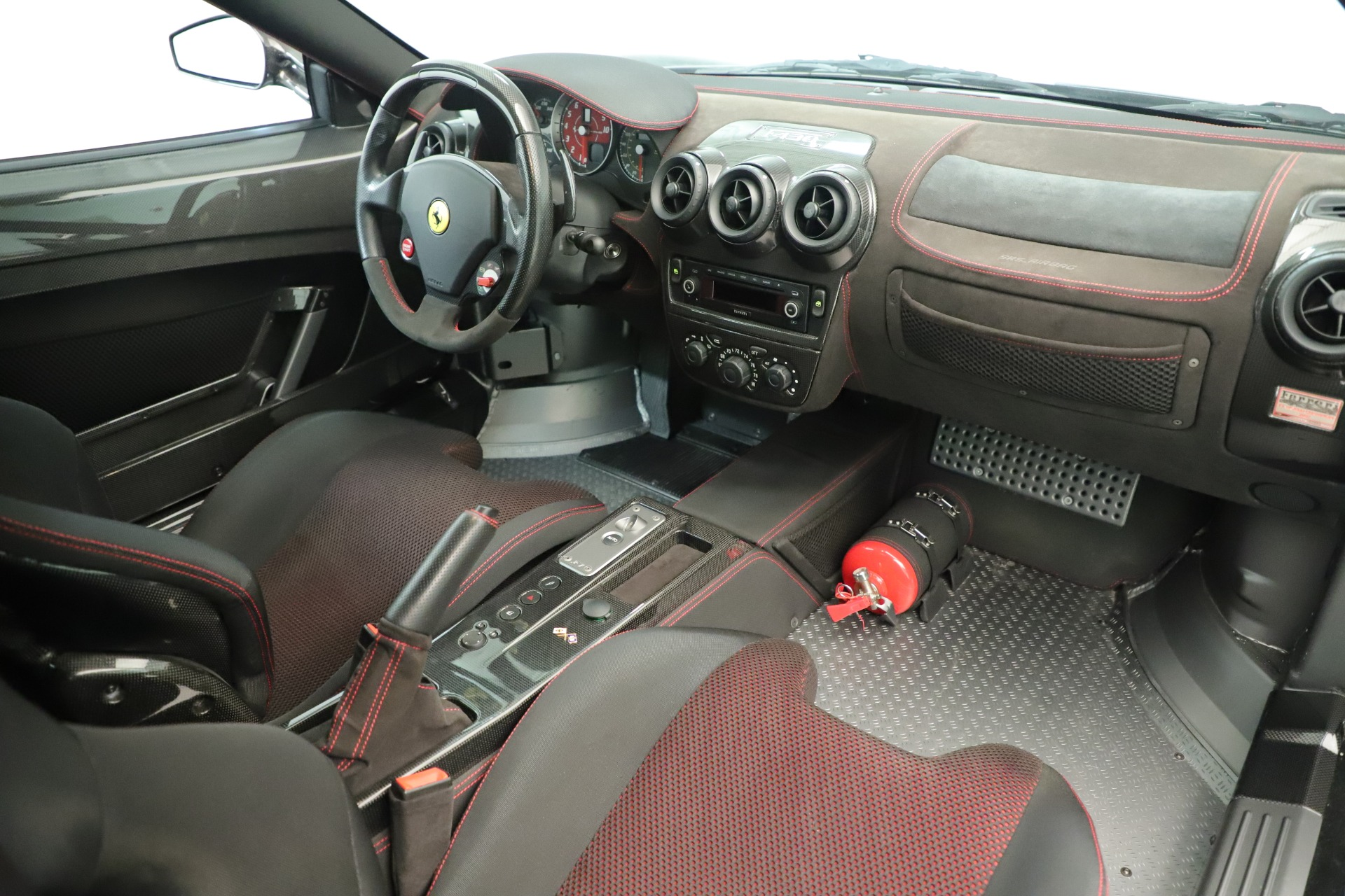 Used 2008 Ferrari F430 Scuderia For Sale In Greenwich, CT. Alfa Romeo of Greenwich, 4602 3500_p17