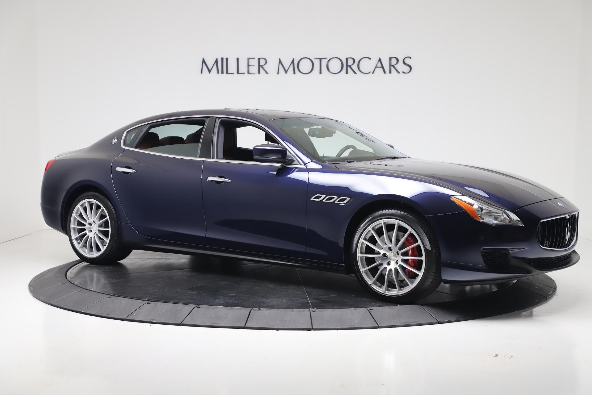 Used 2016 Maserati Quattroporte S Q4 For Sale In Greenwich, CT. Alfa Romeo of Greenwich, 7653 3501_p10