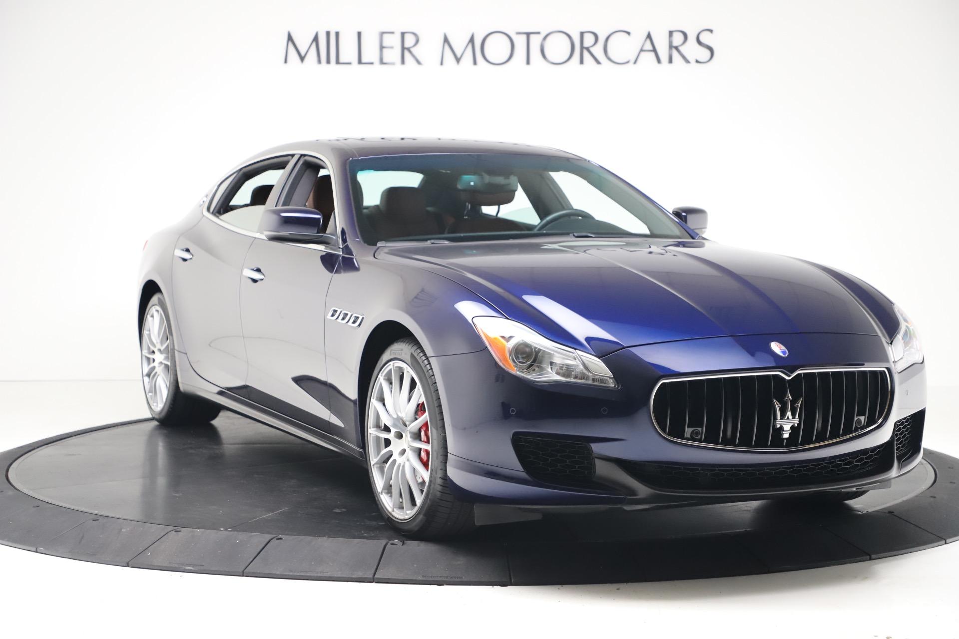 Used 2016 Maserati Quattroporte S Q4 For Sale In Greenwich, CT. Alfa Romeo of Greenwich, 7653 3501_p11