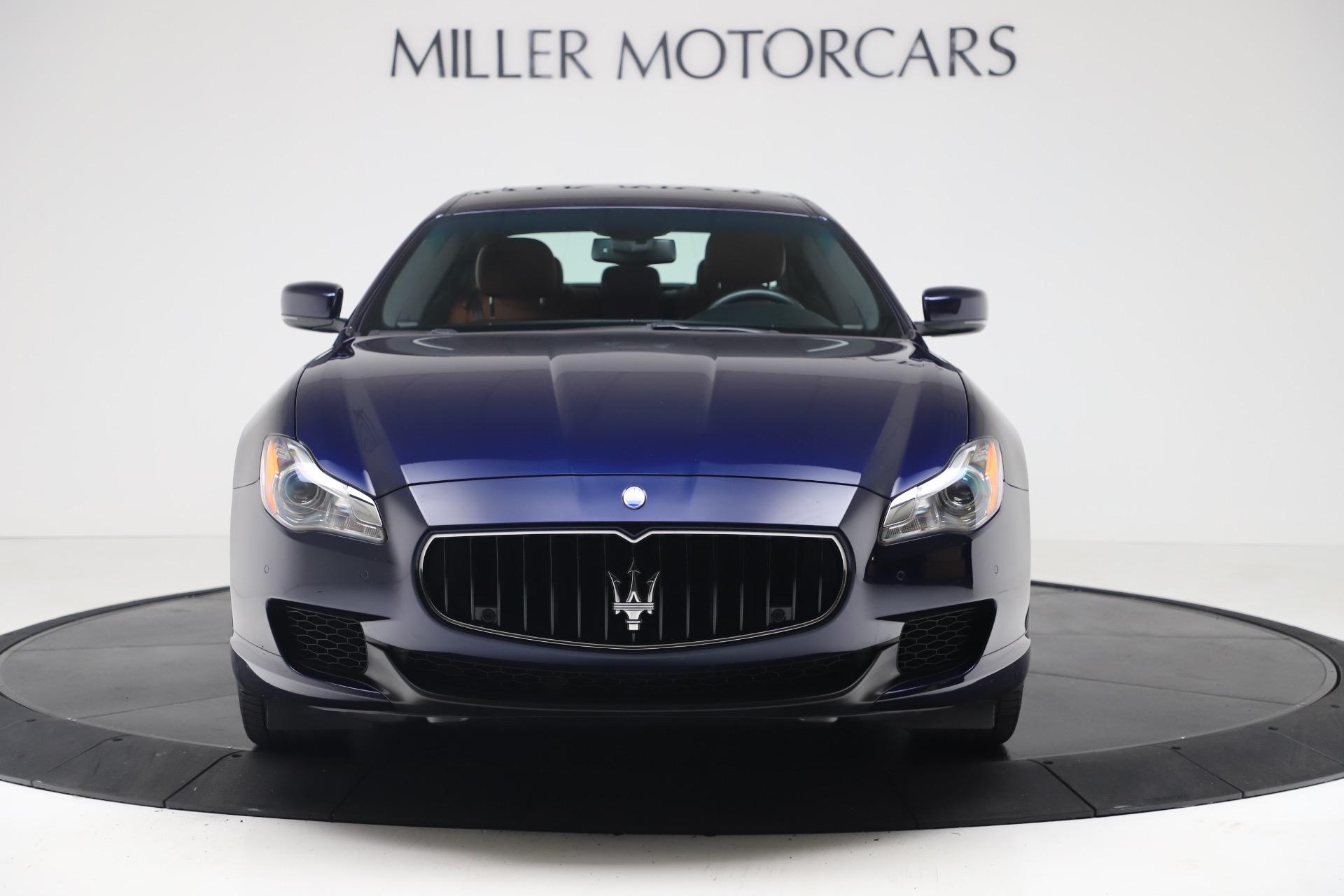 Used 2016 Maserati Quattroporte S Q4 For Sale In Greenwich, CT. Alfa Romeo of Greenwich, 7653 3501_p12
