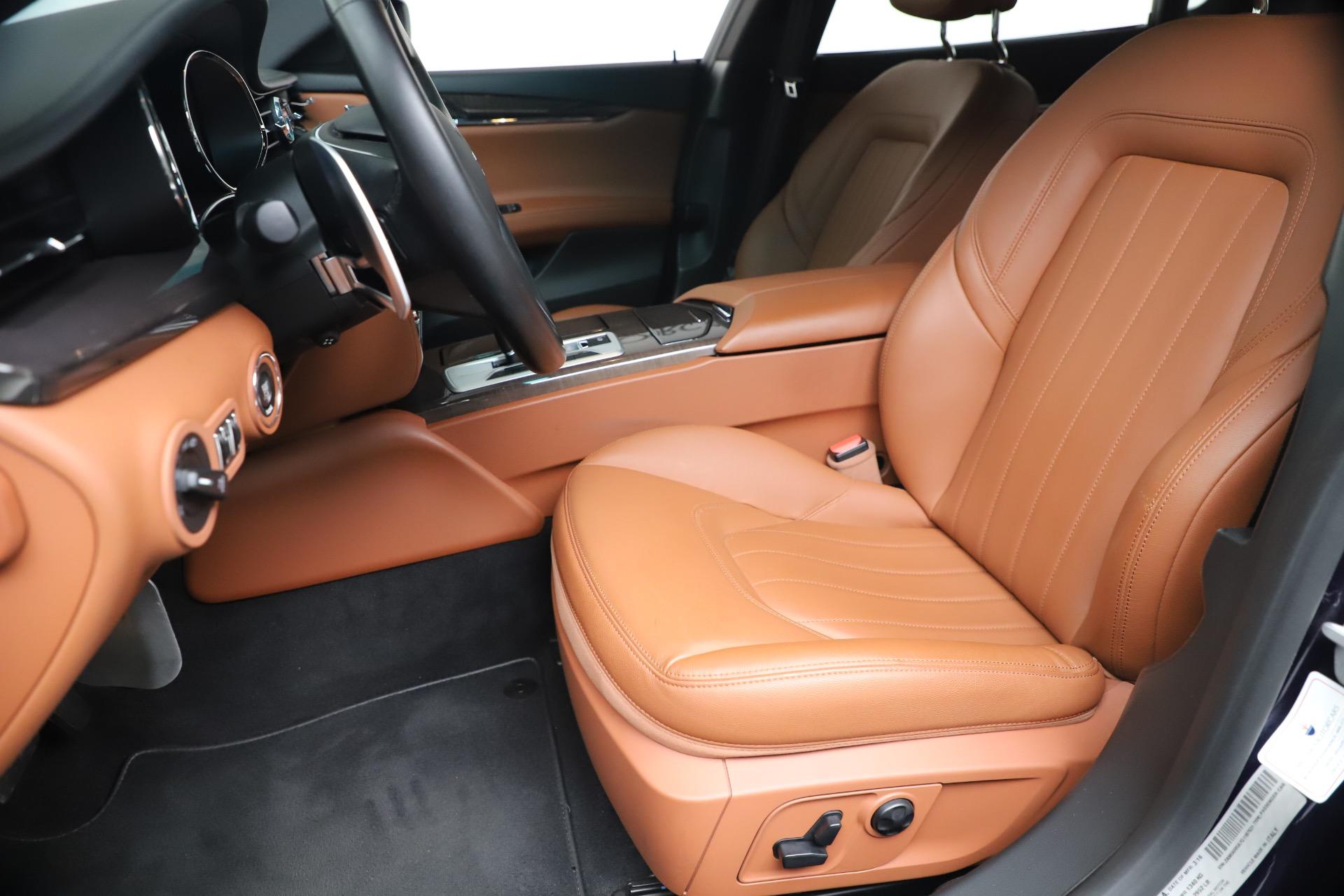 Used 2016 Maserati Quattroporte S Q4 For Sale In Greenwich, CT. Alfa Romeo of Greenwich, 7653 3501_p15