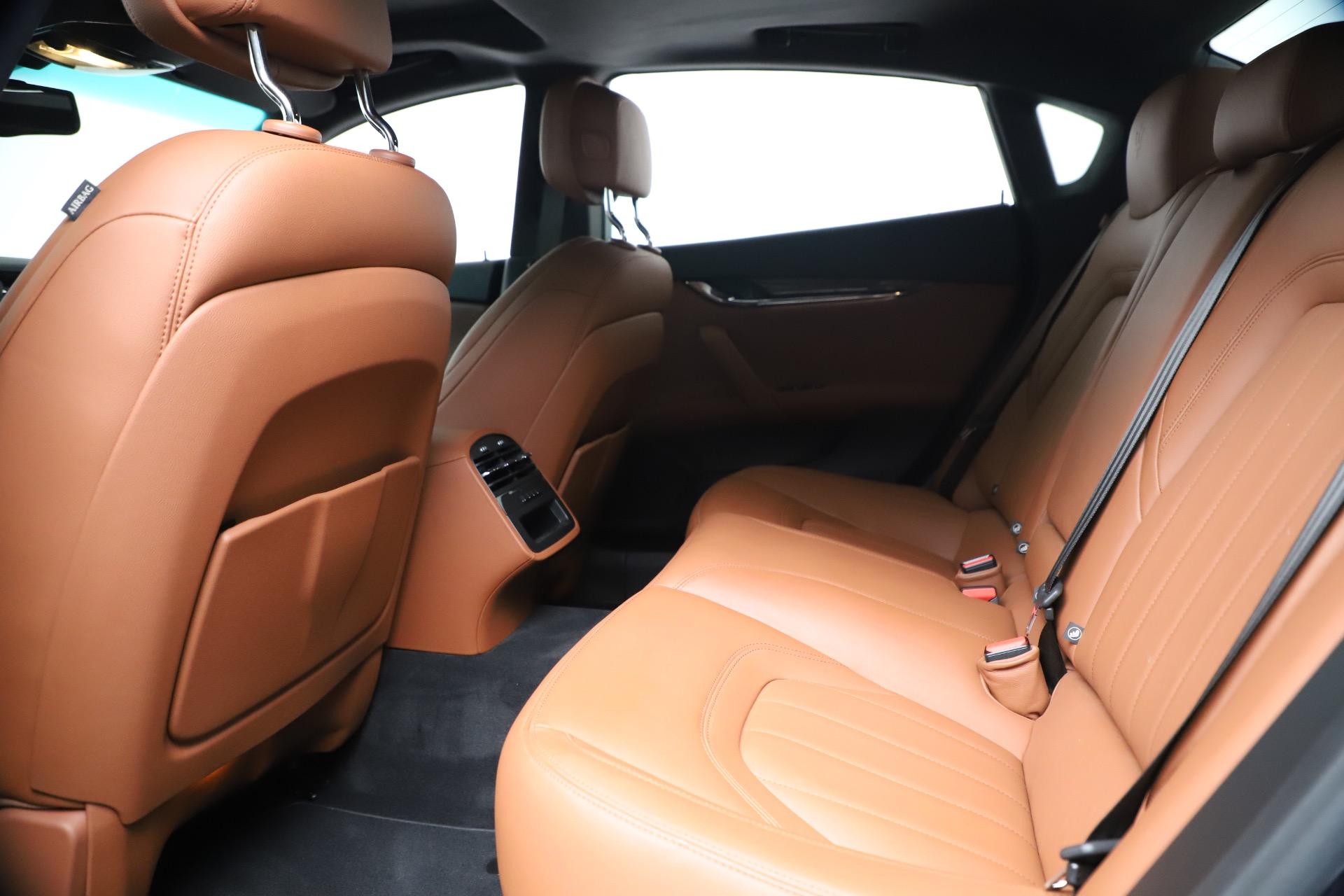 Used 2016 Maserati Quattroporte S Q4 For Sale In Greenwich, CT. Alfa Romeo of Greenwich, 7653 3501_p19