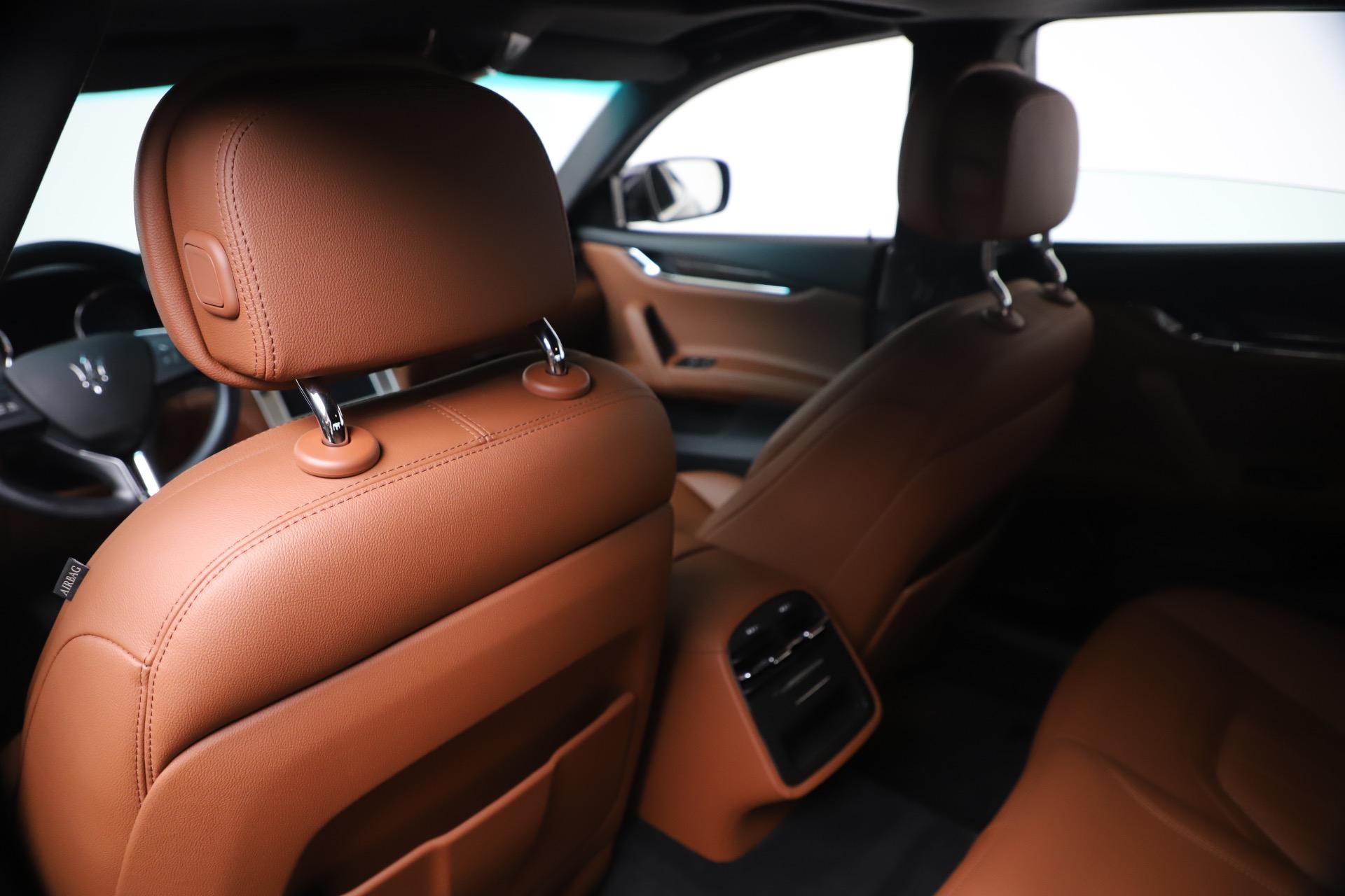 Used 2016 Maserati Quattroporte S Q4 For Sale In Greenwich, CT. Alfa Romeo of Greenwich, 7653 3501_p20