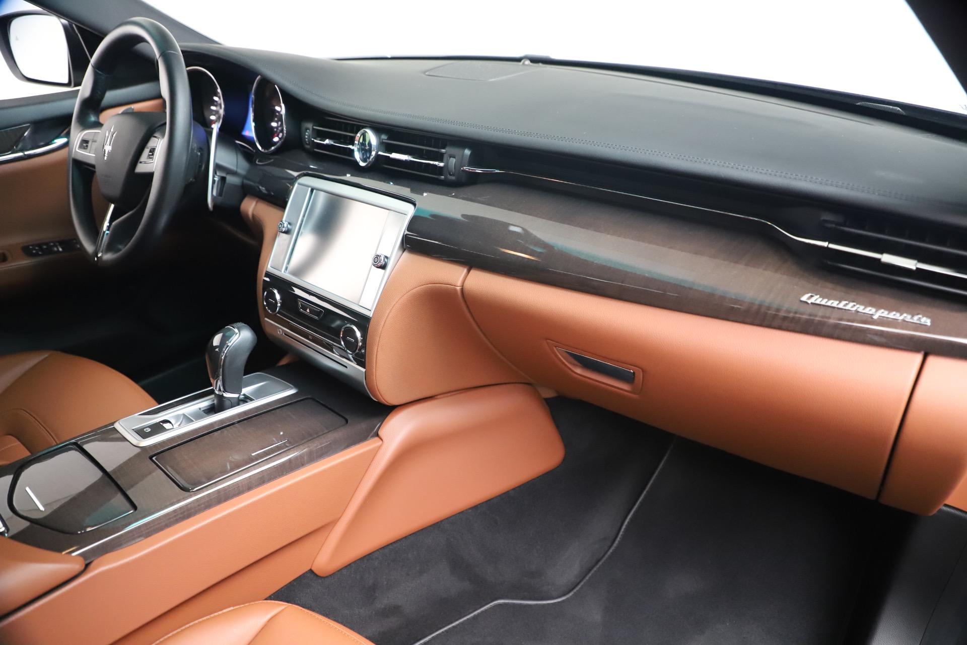 Used 2016 Maserati Quattroporte S Q4 For Sale In Greenwich, CT. Alfa Romeo of Greenwich, 7653 3501_p22