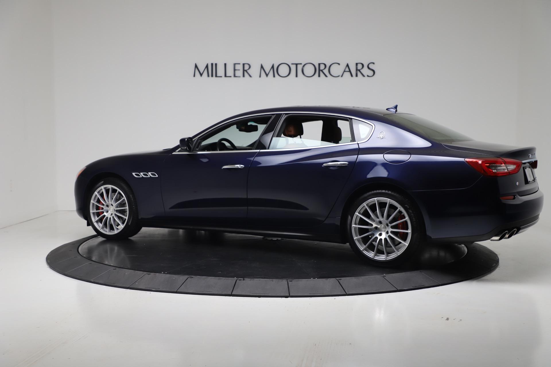 Used 2016 Maserati Quattroporte S Q4 For Sale In Greenwich, CT. Alfa Romeo of Greenwich, 7653 3501_p4