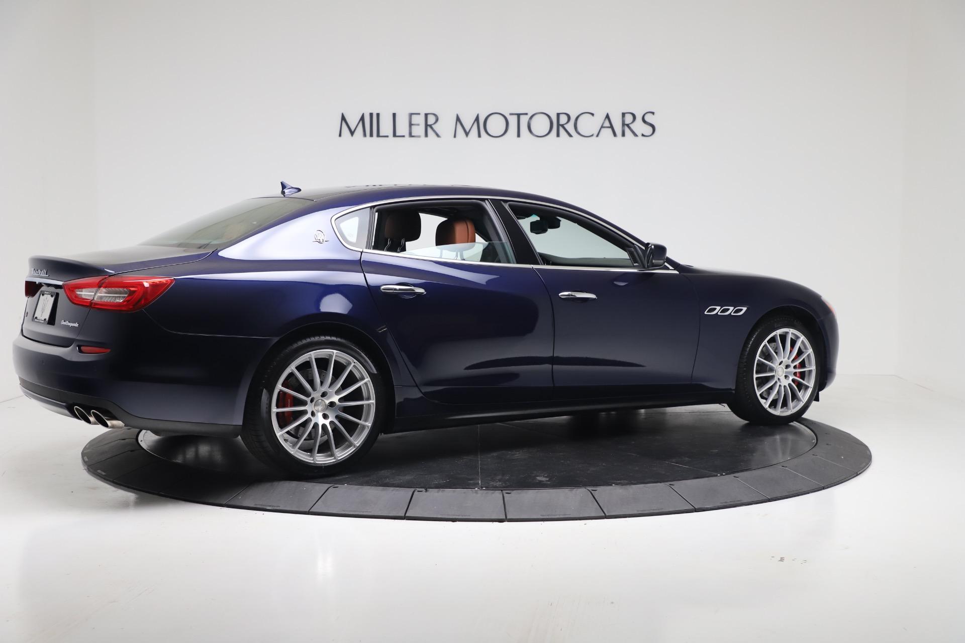 Used 2016 Maserati Quattroporte S Q4 For Sale In Greenwich, CT. Alfa Romeo of Greenwich, 7653 3501_p8
