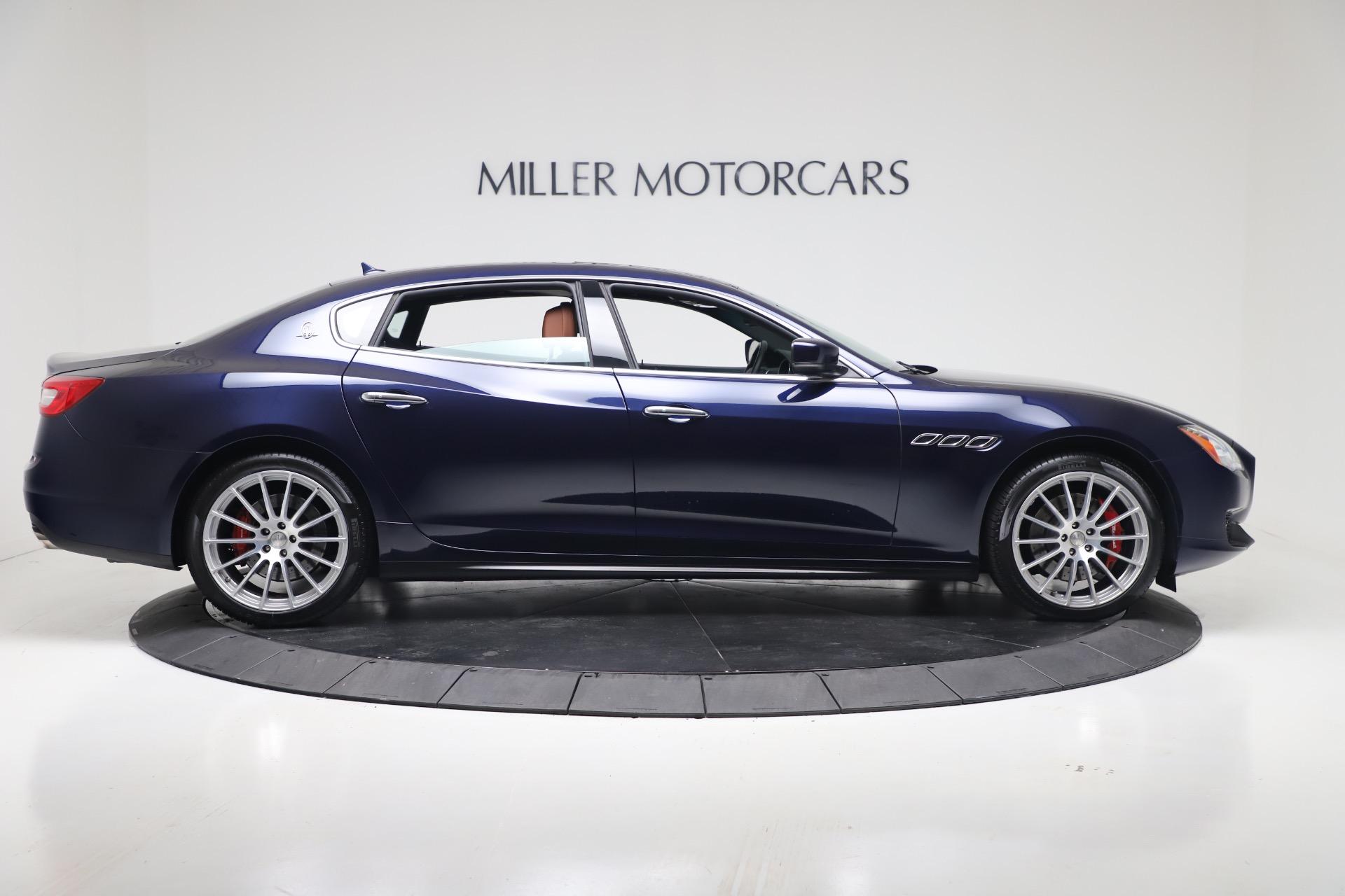 Used 2016 Maserati Quattroporte S Q4 For Sale In Greenwich, CT. Alfa Romeo of Greenwich, 7653 3501_p9