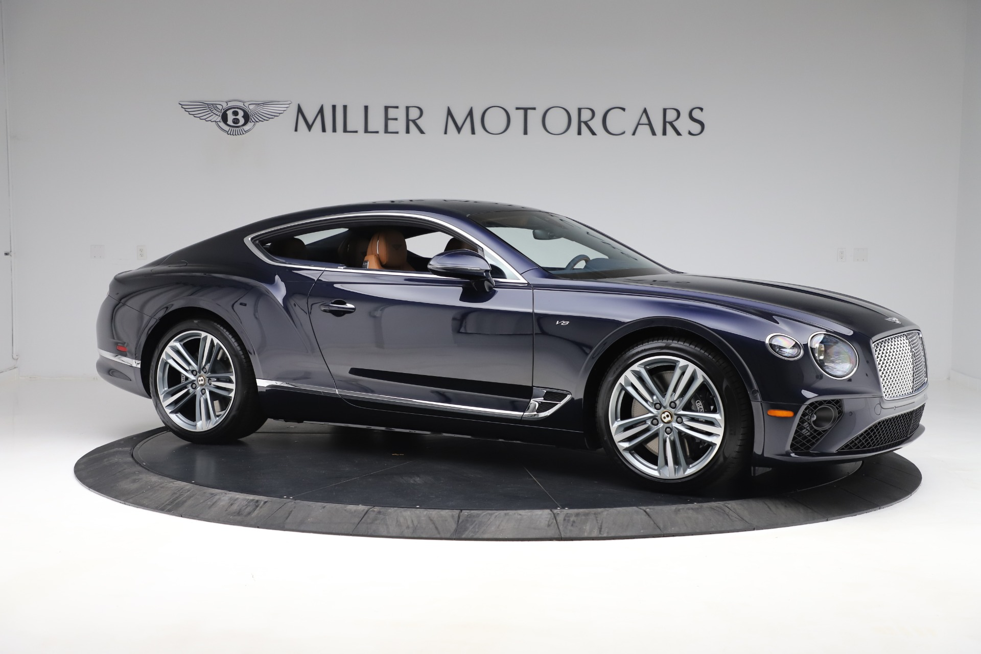 New 2020 Bentley Continental GT V8 For Sale In Greenwich, CT. Alfa Romeo of Greenwich, B1427 3502_p10