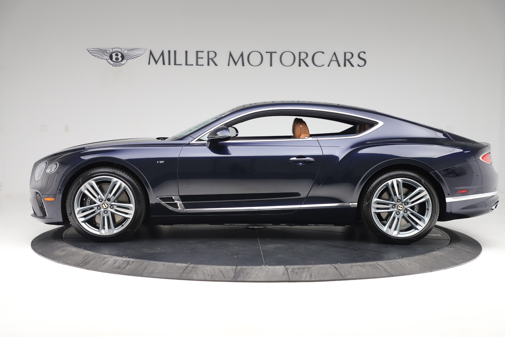 New 2020 Bentley Continental GT V8 For Sale In Greenwich, CT. Alfa Romeo of Greenwich, B1427 3502_p3