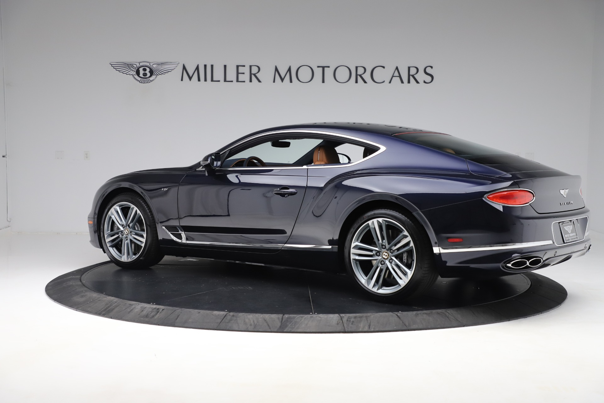New 2020 Bentley Continental GT V8 For Sale In Greenwich, CT. Alfa Romeo of Greenwich, B1427 3502_p4
