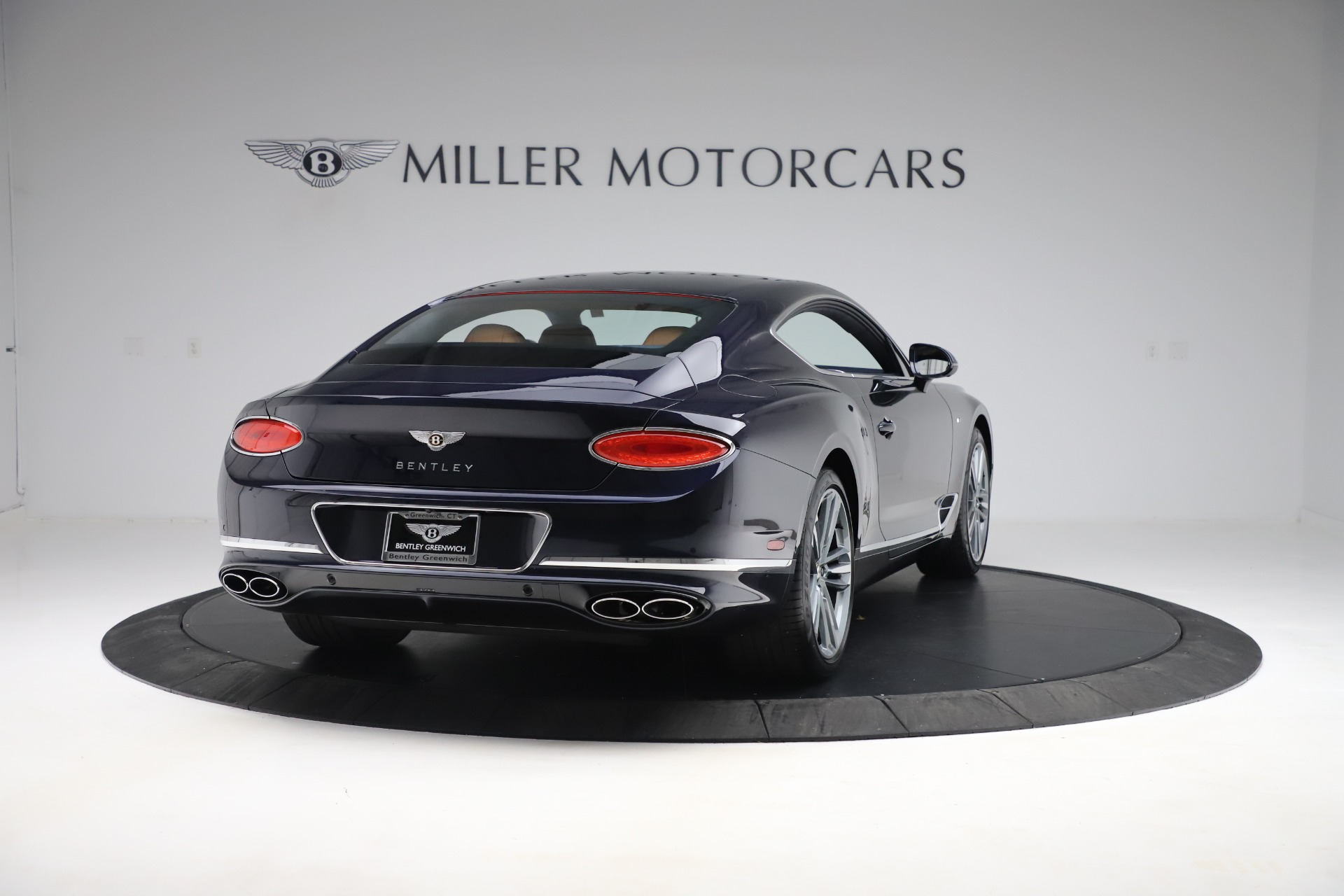 New 2020 Bentley Continental GT V8 For Sale In Greenwich, CT. Alfa Romeo of Greenwich, B1427 3502_p7