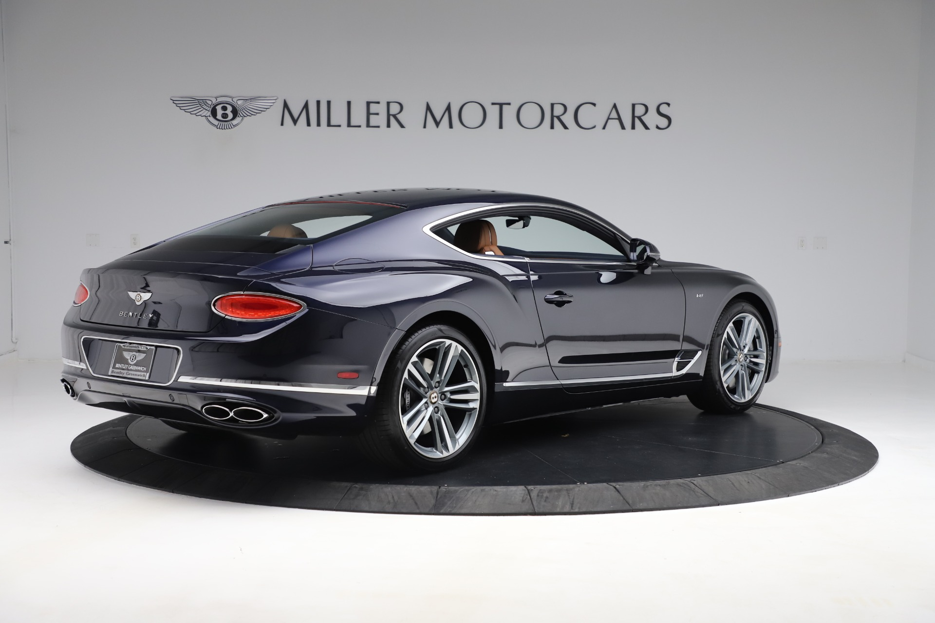 New 2020 Bentley Continental GT V8 For Sale In Greenwich, CT. Alfa Romeo of Greenwich, B1427 3502_p8