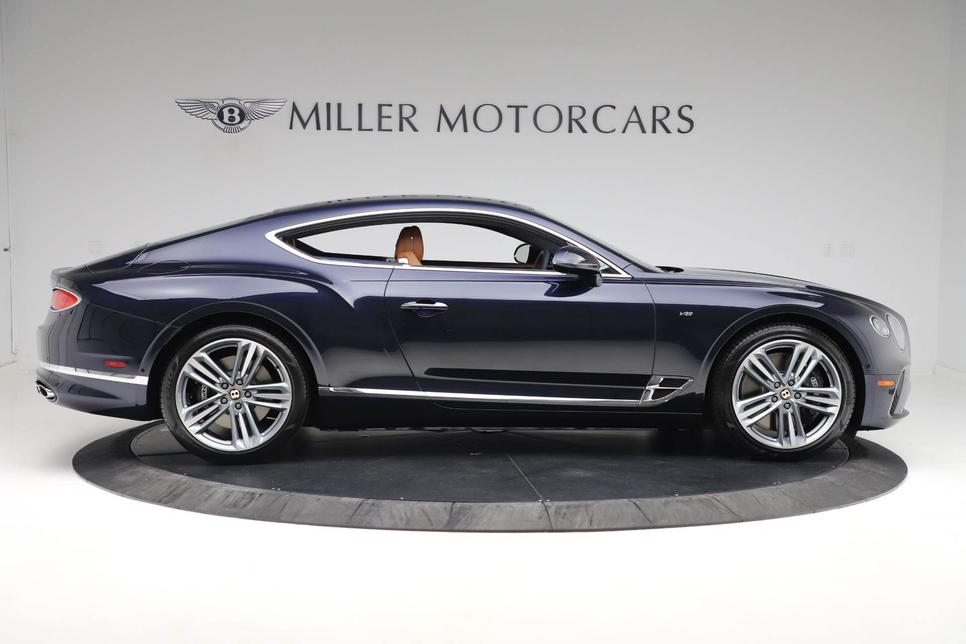 New 2020 Bentley Continental GT V8 For Sale In Greenwich, CT. Alfa Romeo of Greenwich, B1427 3502_p9