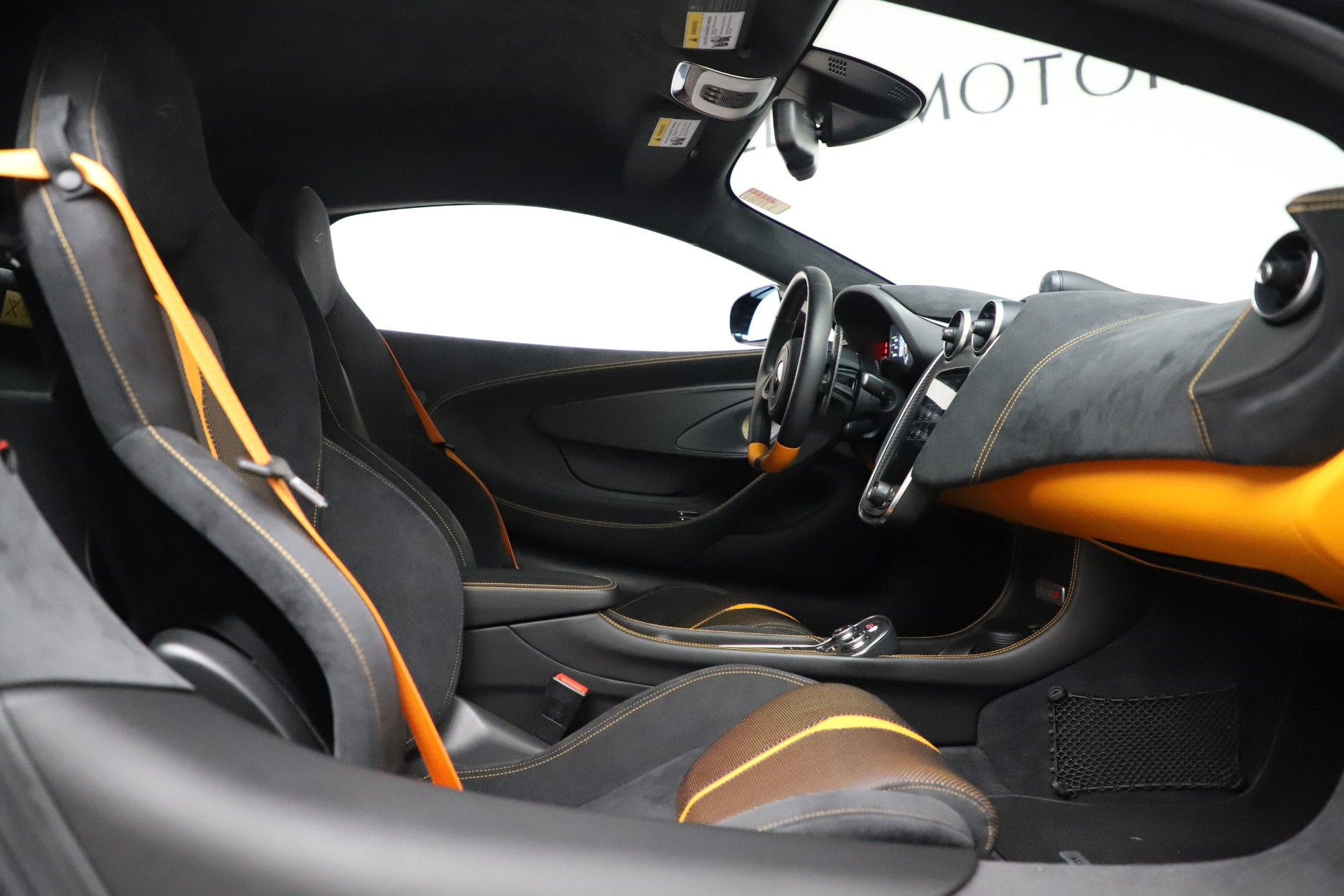 Used 2017 McLaren 570S Coupe For Sale In Greenwich, CT. Alfa Romeo of Greenwich, 3179 3503_p20