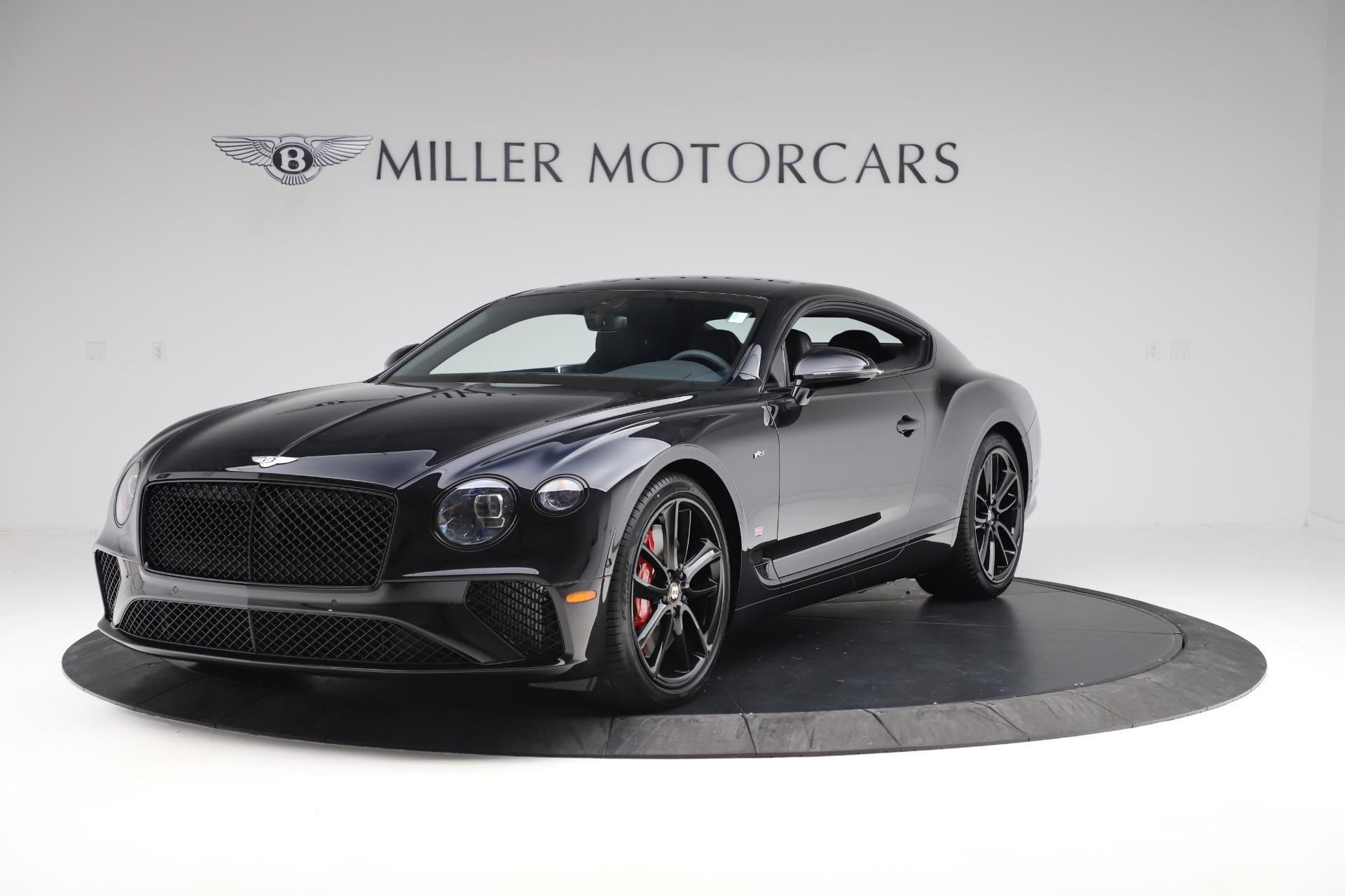 Used 2020 Bentley Continental GT V8 For Sale In Greenwich, CT. Alfa Romeo of Greenwich, R531A 3504_main