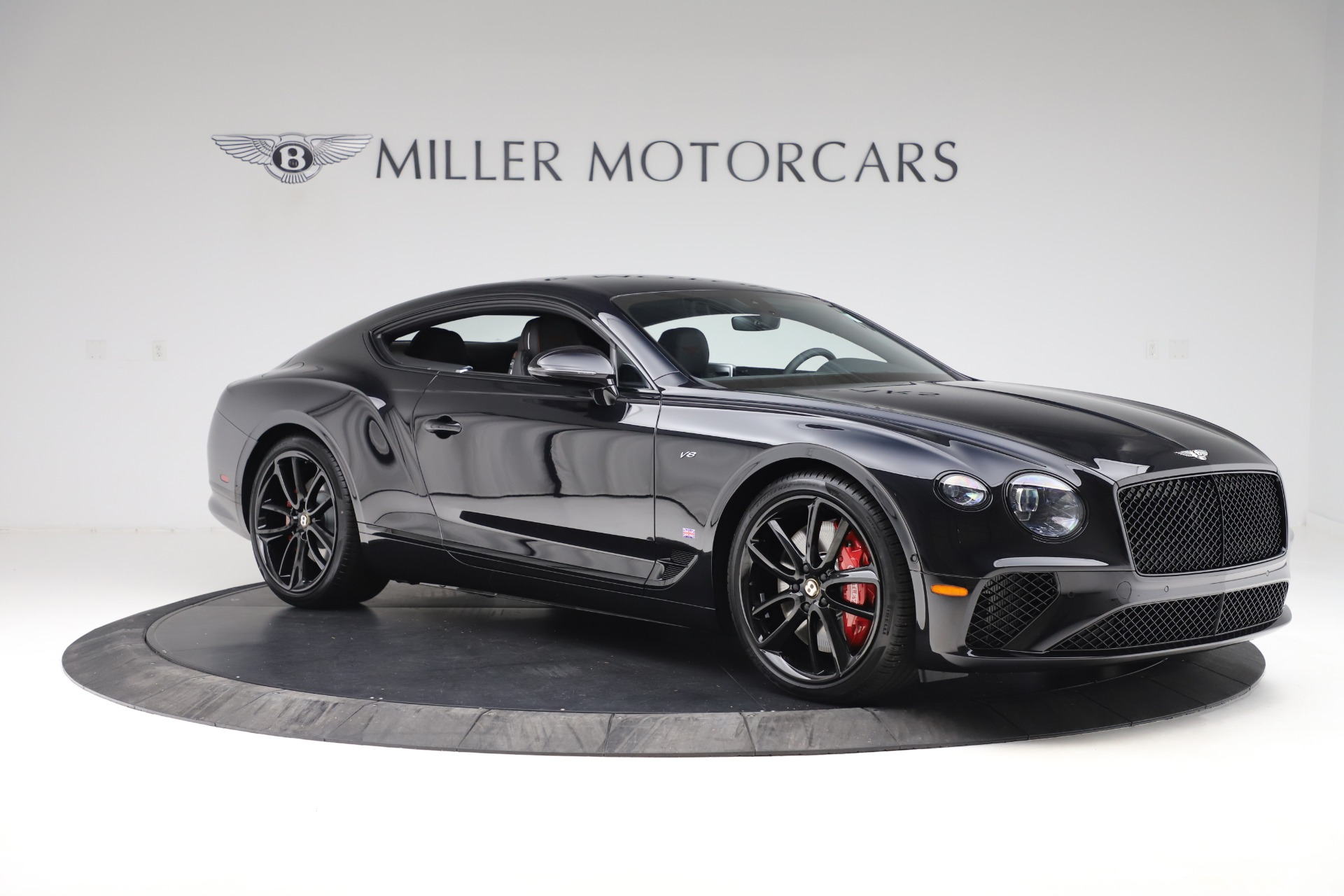 Used 2020 Bentley Continental GT V8 For Sale In Greenwich, CT. Alfa Romeo of Greenwich, R531A 3504_p10