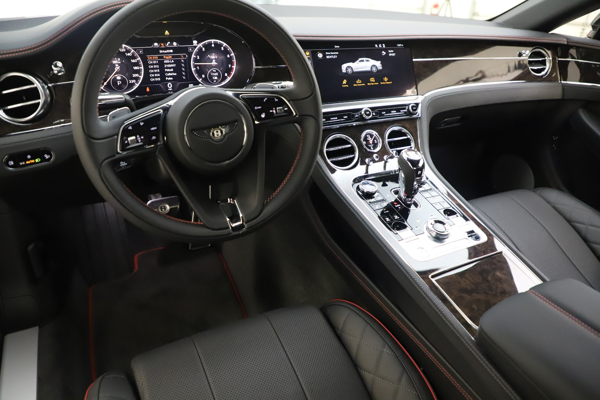 Used 2020 Bentley Continental GT V8 For Sale In Greenwich, CT. Alfa Romeo of Greenwich, R531A 3504_p22