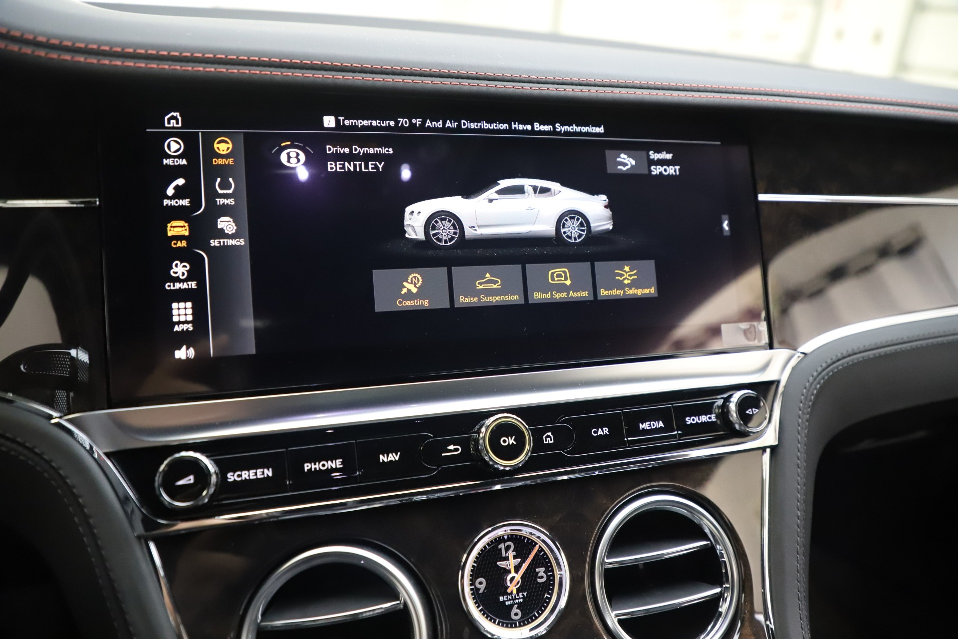 Used 2020 Bentley Continental GT V8 For Sale In Greenwich, CT. Alfa Romeo of Greenwich, R531A 3504_p28