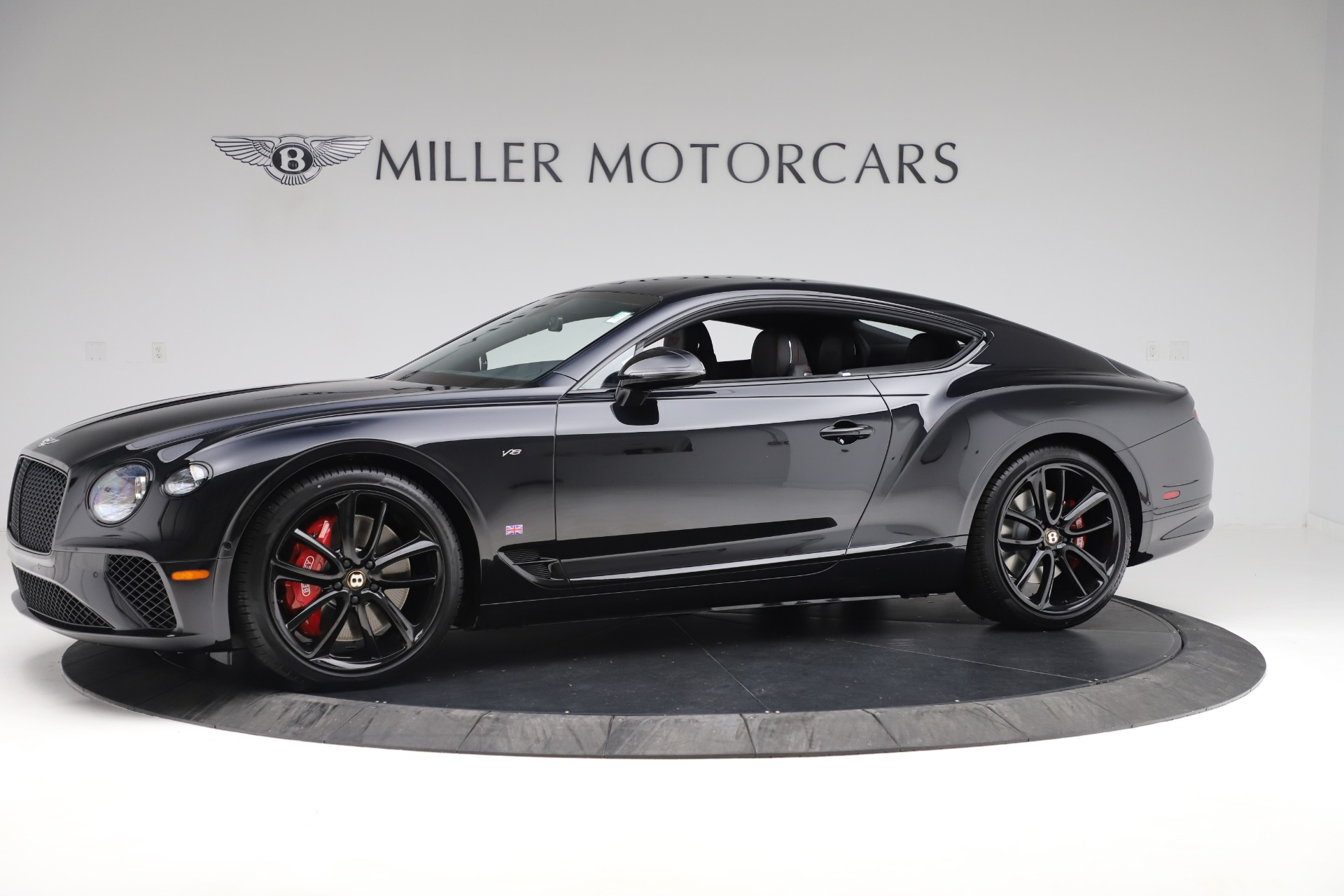 Used 2020 Bentley Continental GT V8 For Sale In Greenwich, CT. Alfa Romeo of Greenwich, R531A 3504_p2