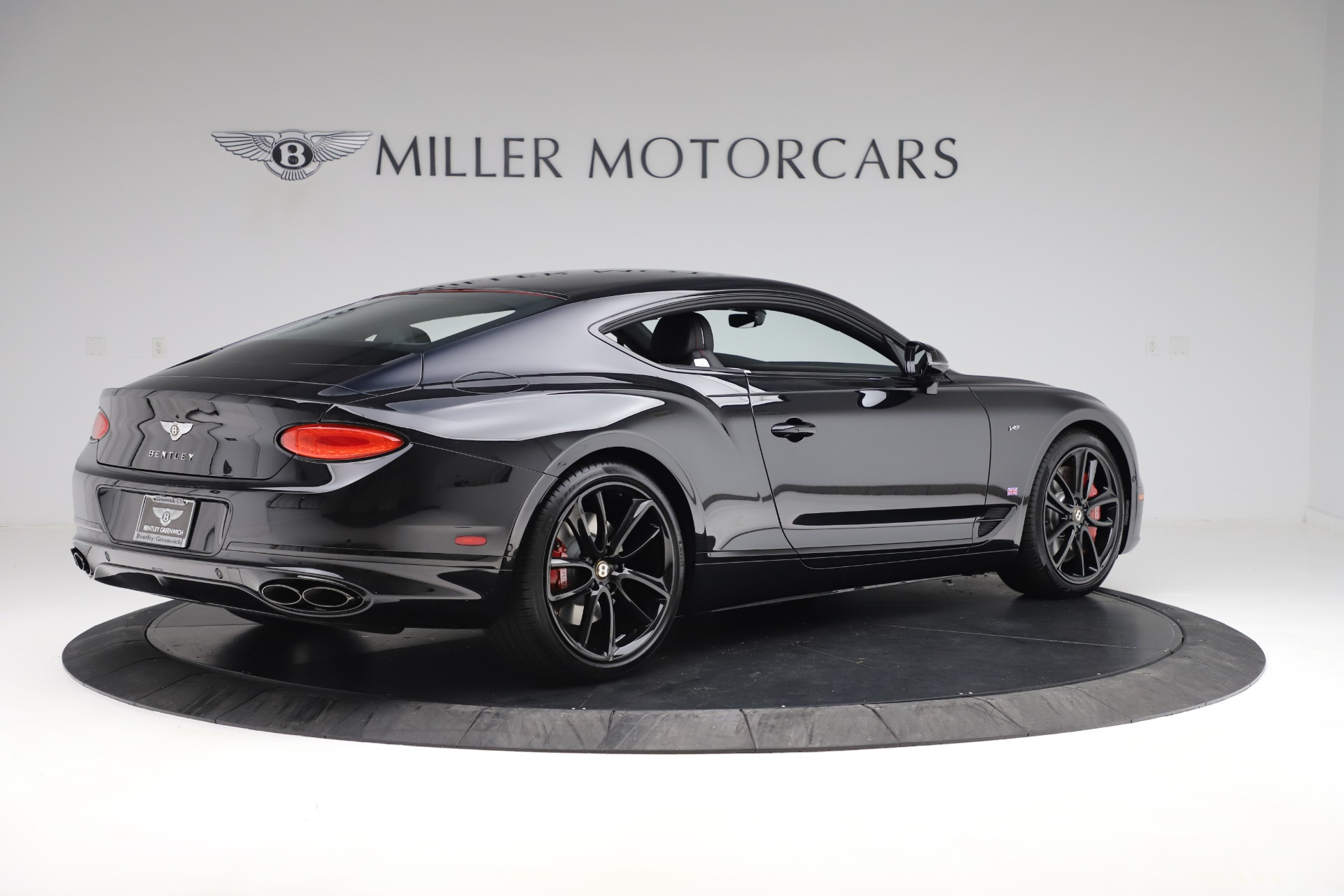 Used 2020 Bentley Continental GT V8 For Sale In Greenwich, CT. Alfa Romeo of Greenwich, R531A 3504_p8