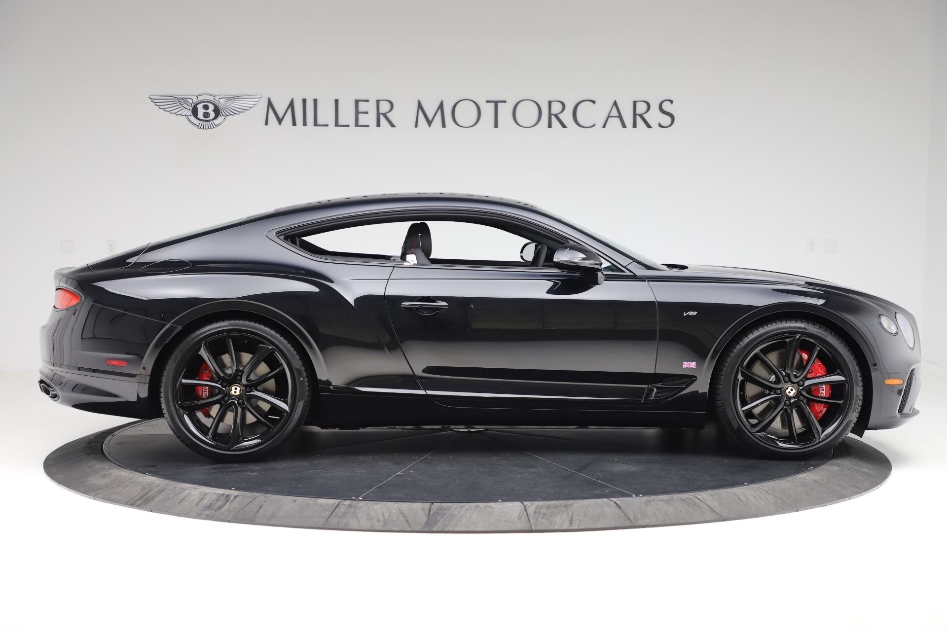 Used 2020 Bentley Continental GT V8 For Sale In Greenwich, CT. Alfa Romeo of Greenwich, R531A 3504_p9