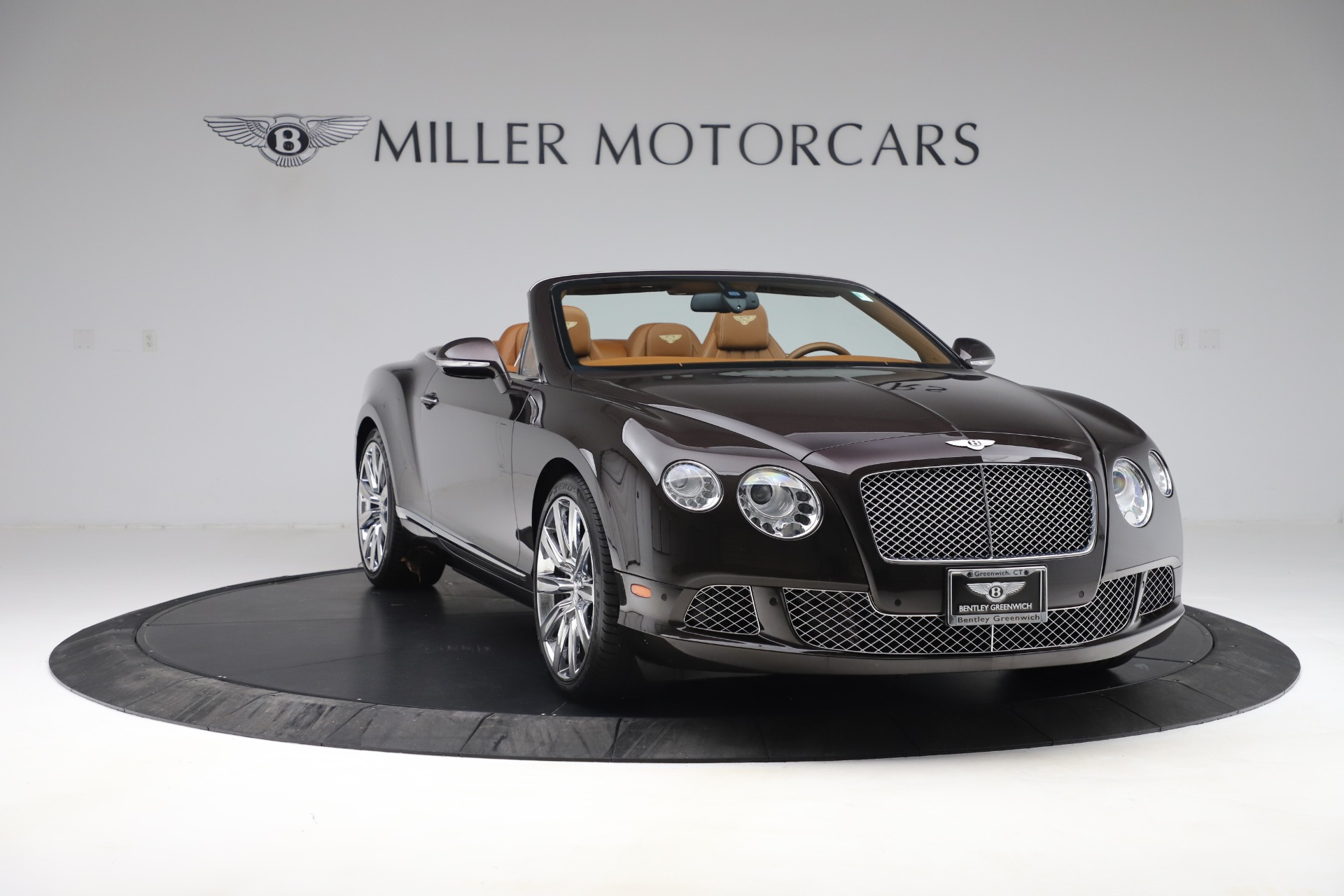 Used 2013 Bentley Continental GT W12 For Sale In Greenwich, CT. Alfa Romeo of Greenwich, 7625A 3505_p11