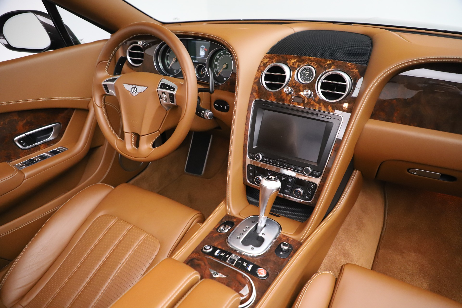 Used 2013 Bentley Continental GT W12 For Sale In Greenwich, CT. Alfa Romeo of Greenwich, 7625A 3505_p35
