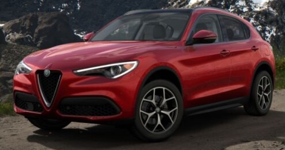 New 2019 Alfa Romeo Stelvio Ti Q4 For Sale In Greenwich, CT. Alfa Romeo of Greenwich, L672 3508_main