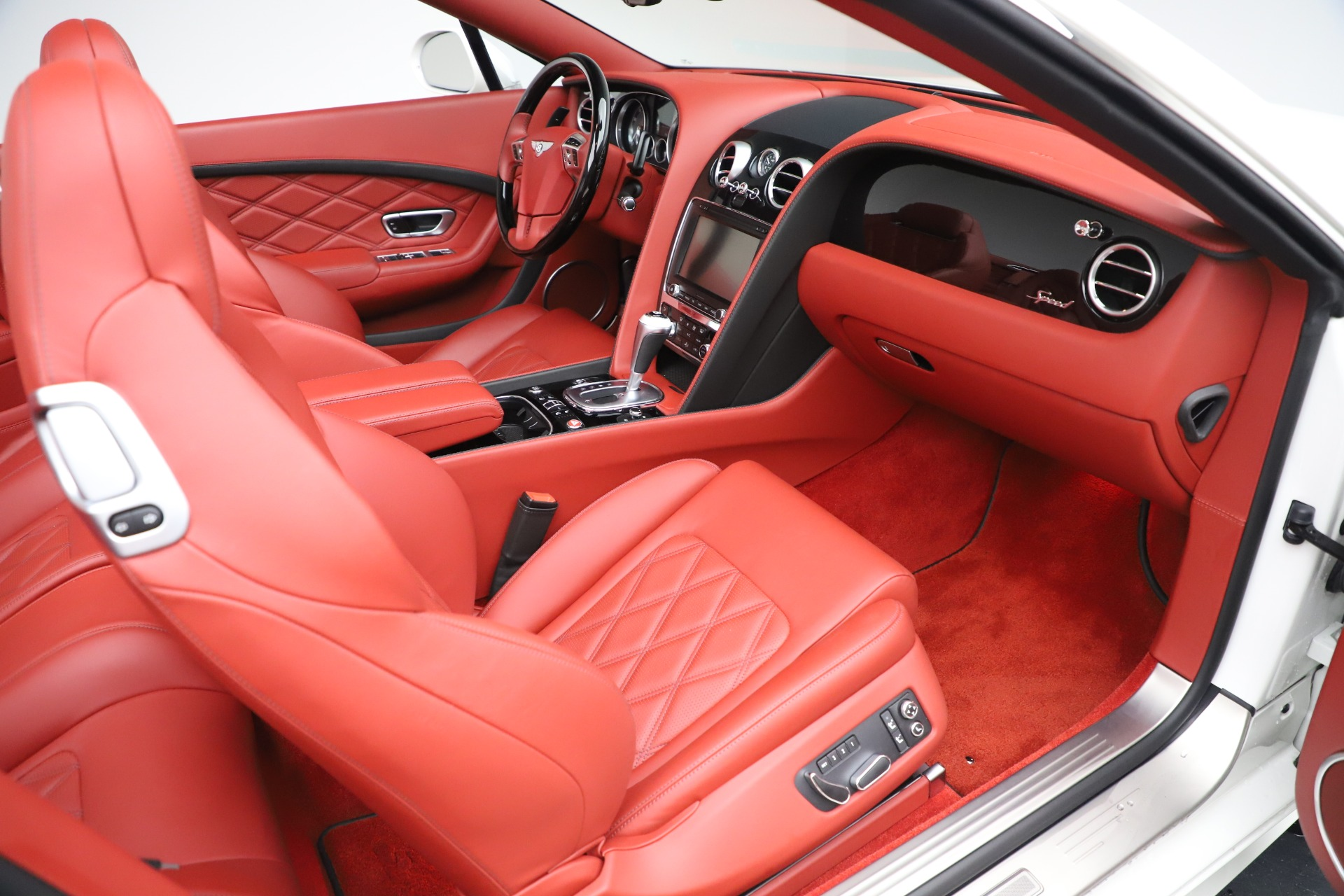 Used 2015 Bentley Continental GT Speed For Sale In Greenwich, CT. Alfa Romeo of Greenwich, 7666 3511_p32