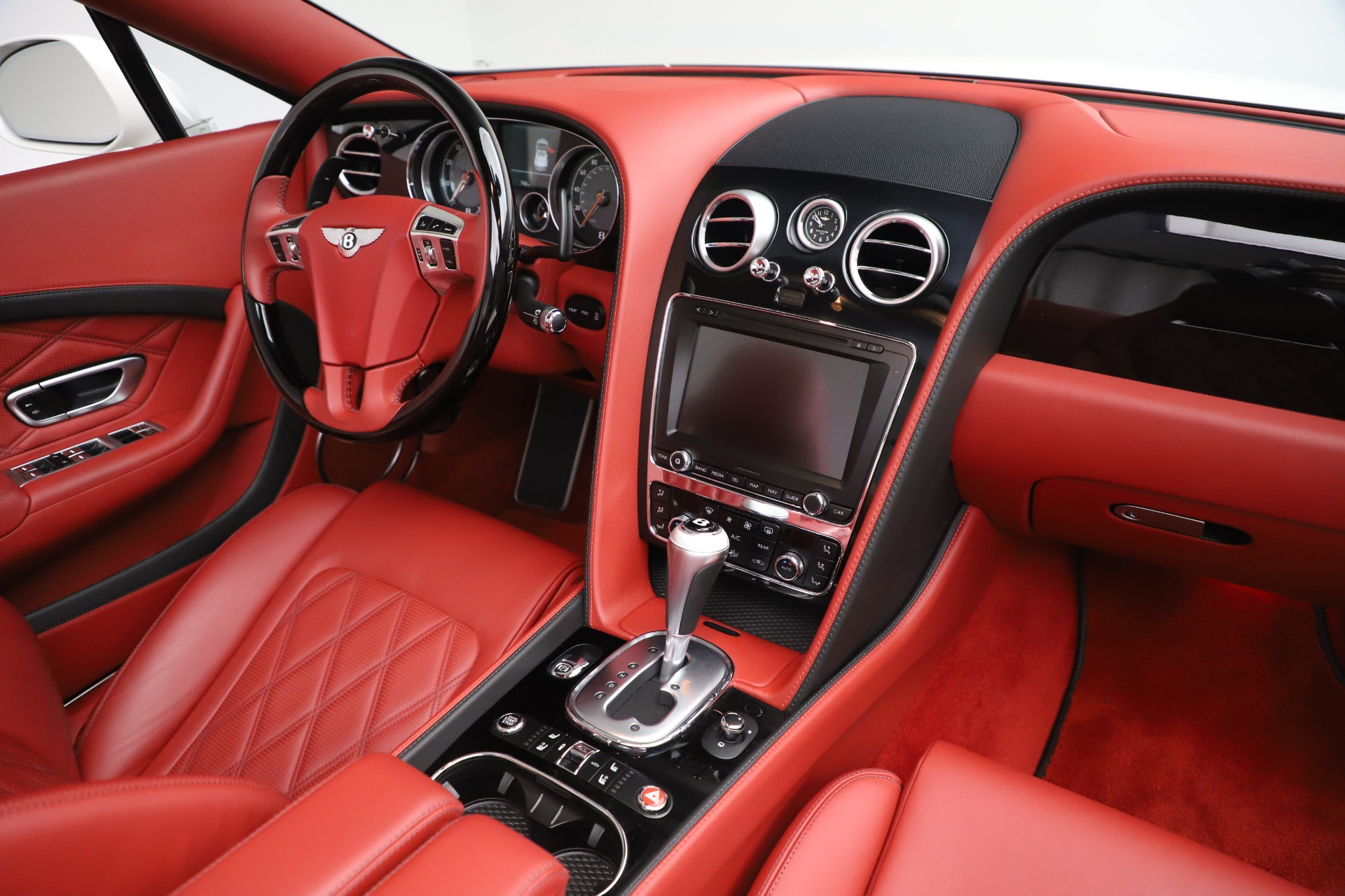 Used 2015 Bentley Continental GT Speed For Sale In Greenwich, CT. Alfa Romeo of Greenwich, 7666 3511_p36