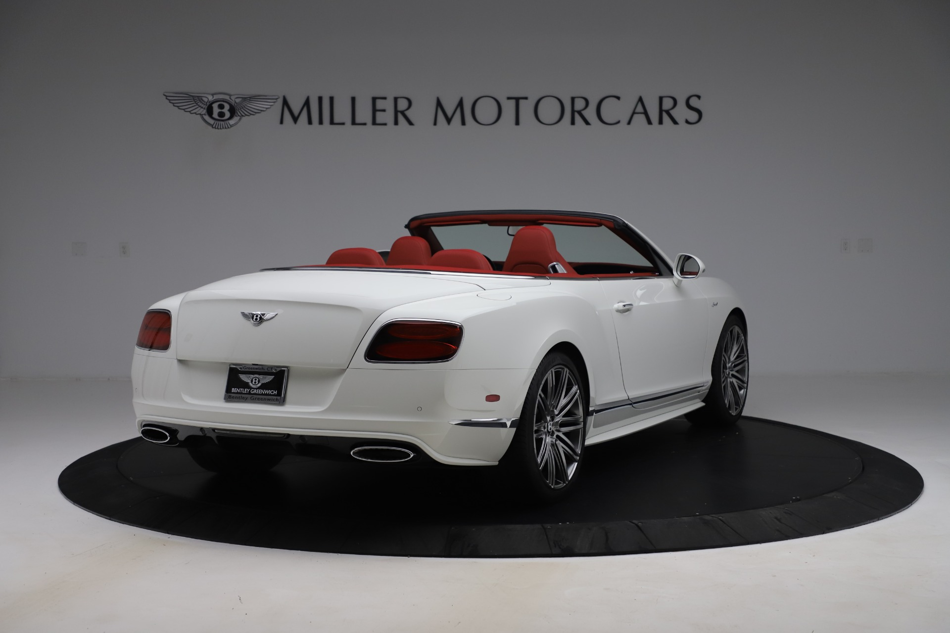 Used 2015 Bentley Continental GT Speed For Sale In Greenwich, CT. Alfa Romeo of Greenwich, 7666 3511_p7