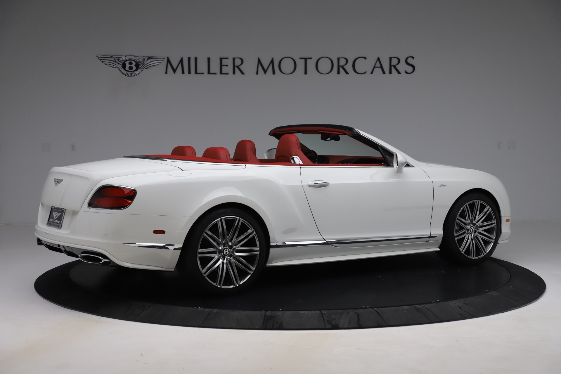 Used 2015 Bentley Continental GT Speed For Sale In Greenwich, CT. Alfa Romeo of Greenwich, 7666 3511_p8