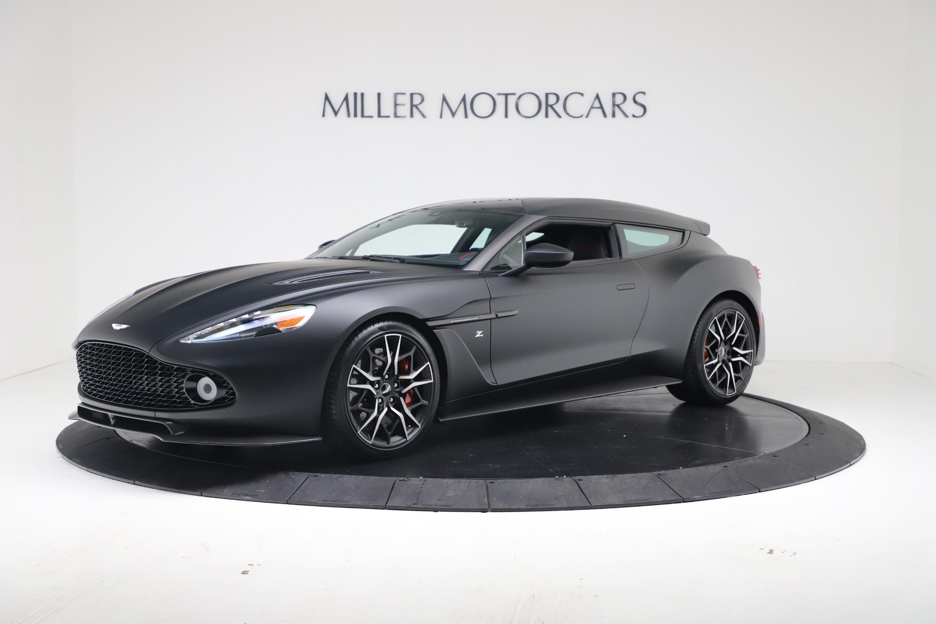 New 2019 Aston Martin Vanquish Zagato Shooting Brake For Sale In Greenwich, CT. Alfa Romeo of Greenwich, 7664C 3512_main