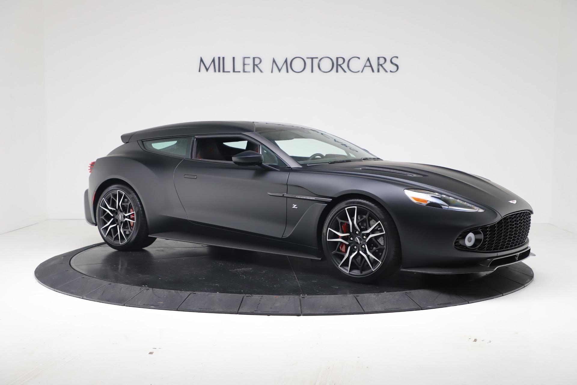 New 2019 Aston Martin Vanquish Zagato Shooting Brake For Sale In Greenwich, CT. Alfa Romeo of Greenwich, 7664C 3512_p10