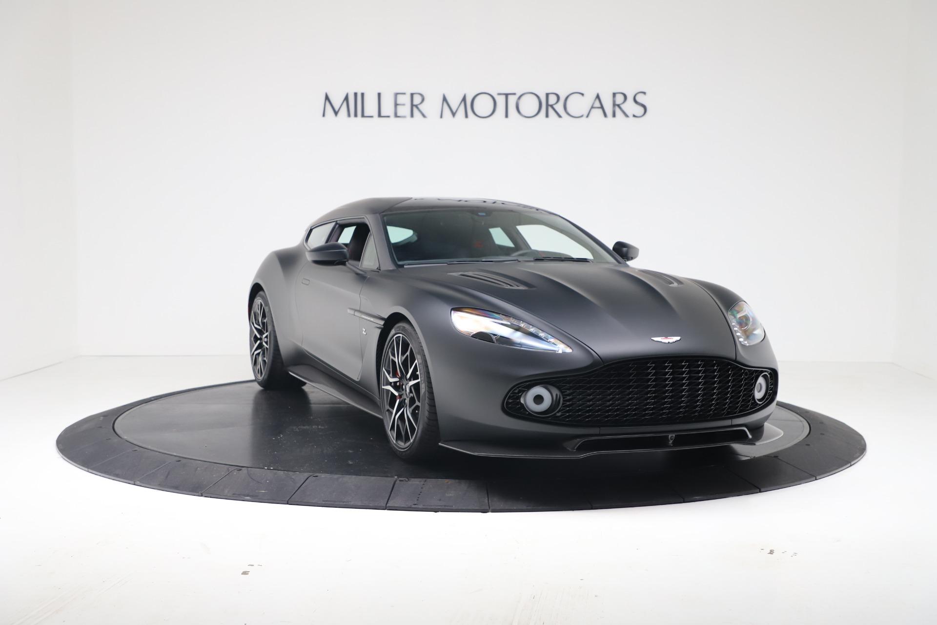 New 2019 Aston Martin Vanquish Zagato Shooting Brake For Sale In Greenwich, CT. Alfa Romeo of Greenwich, 7664C 3512_p11