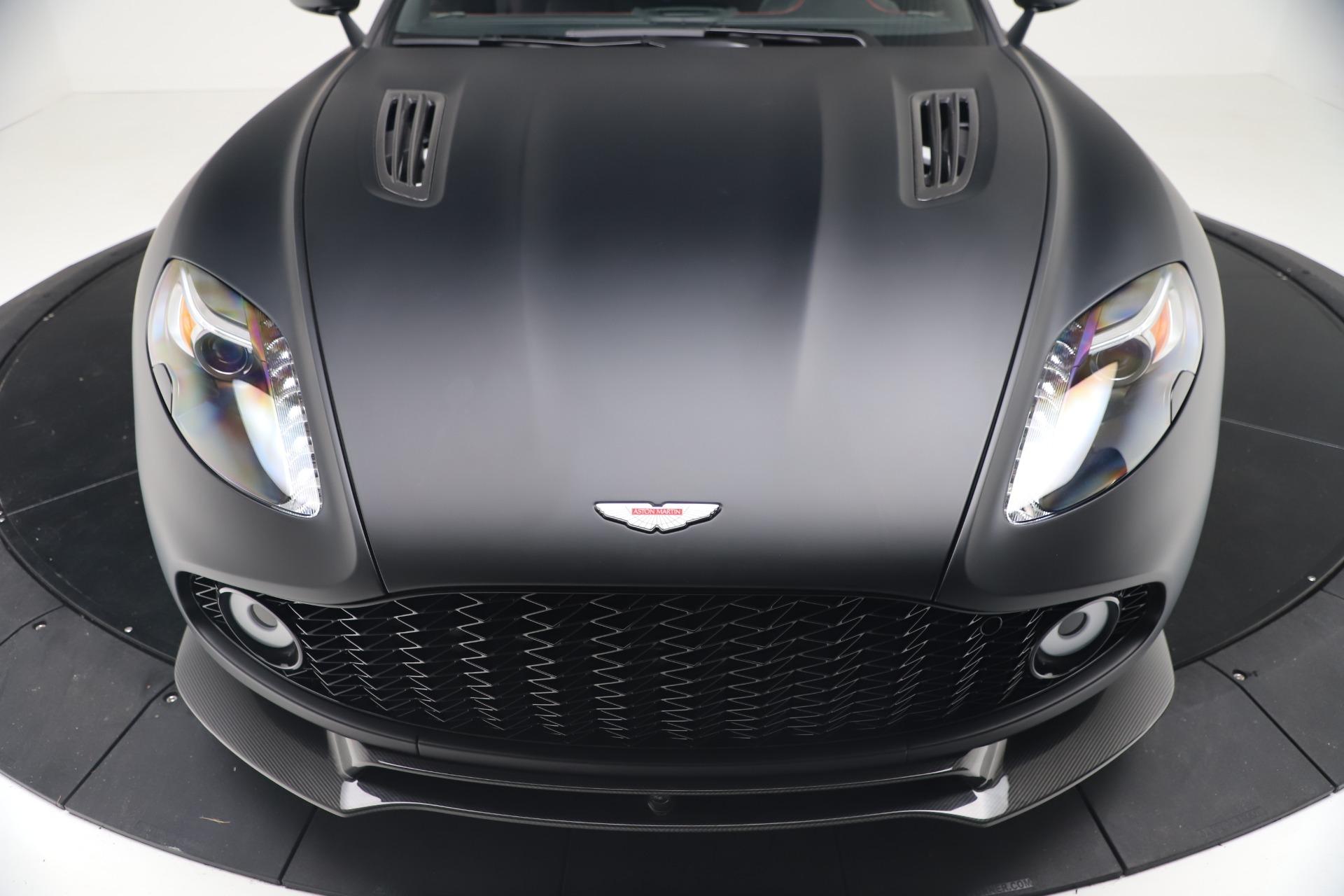 New 2019 Aston Martin Vanquish Zagato Shooting Brake For Sale In Greenwich, CT. Alfa Romeo of Greenwich, 7664C 3512_p21
