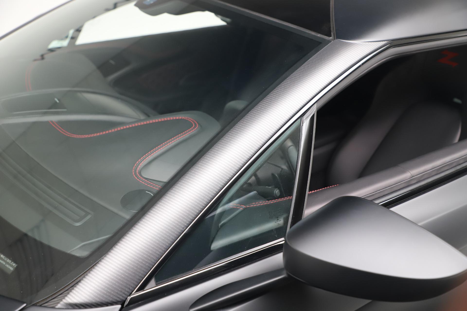 New 2019 Aston Martin Vanquish Zagato Shooting Brake For Sale In Greenwich, CT. Alfa Romeo of Greenwich, 7664C 3512_p26