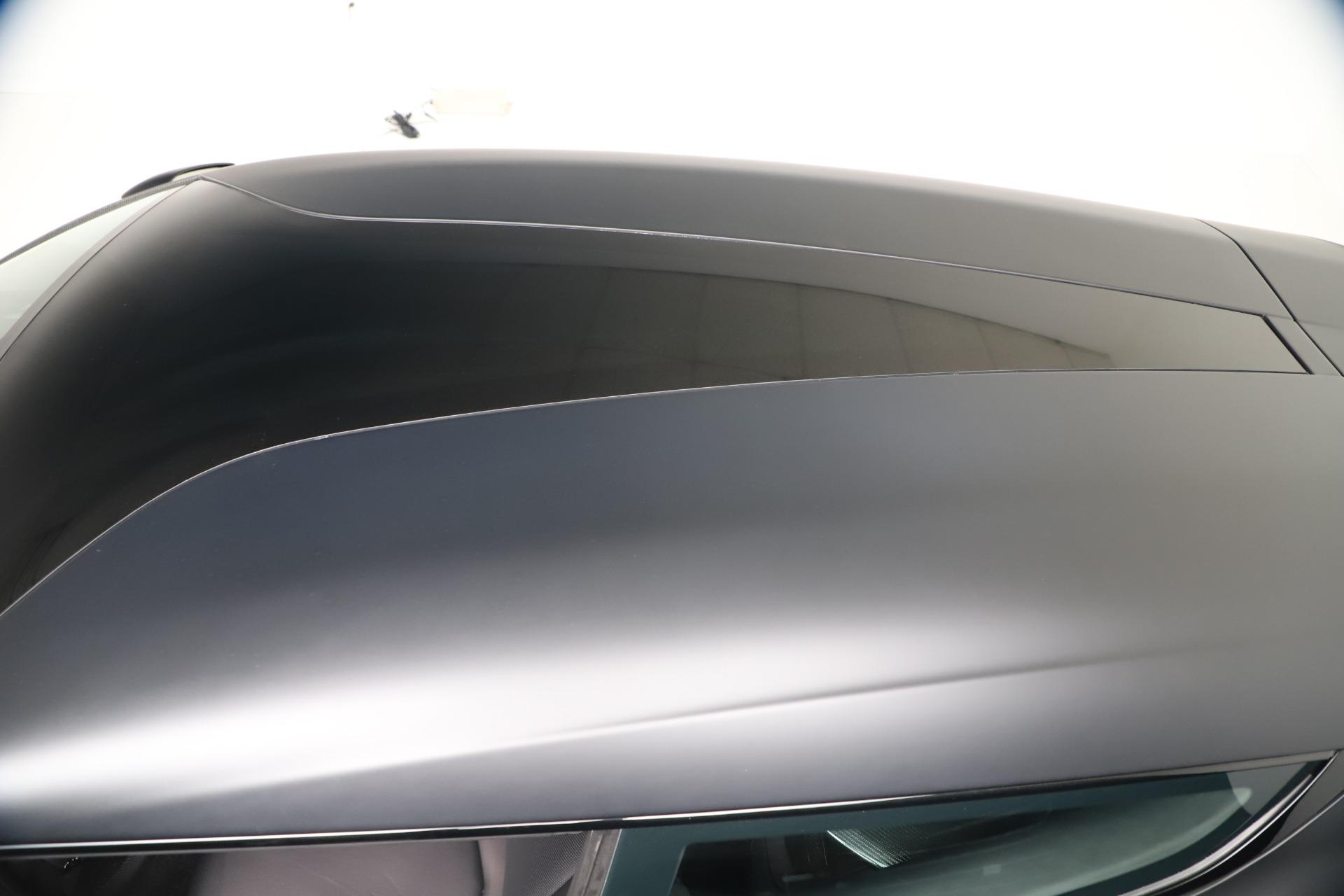 New 2019 Aston Martin Vanquish Zagato Shooting Brake For Sale In Greenwich, CT. Alfa Romeo of Greenwich, 7664C 3512_p27
