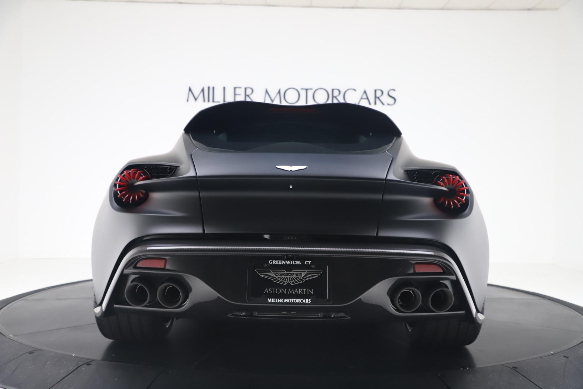 New 2019 Aston Martin Vanquish Zagato Shooting Brake For Sale In Greenwich, CT. Alfa Romeo of Greenwich, 7664C 3512_p32